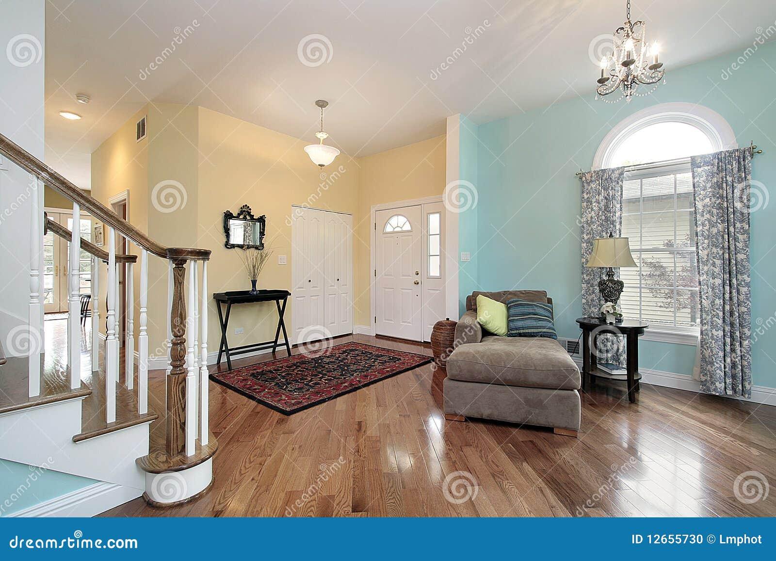 Lounge en woonkamer stock foto. Afbeelding bestaande uit voorsteden ...