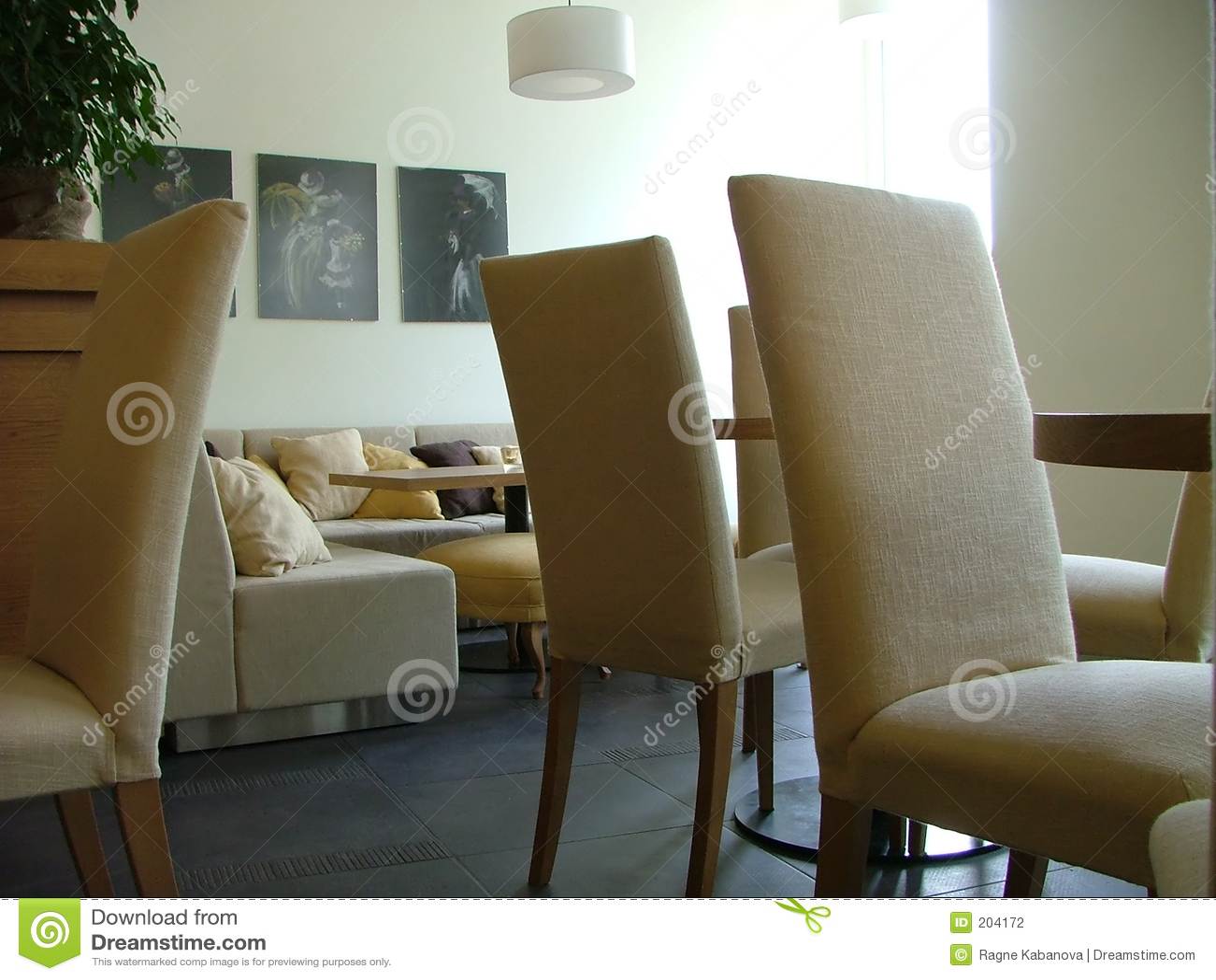Lounge Interior Stock Photography Image 204172