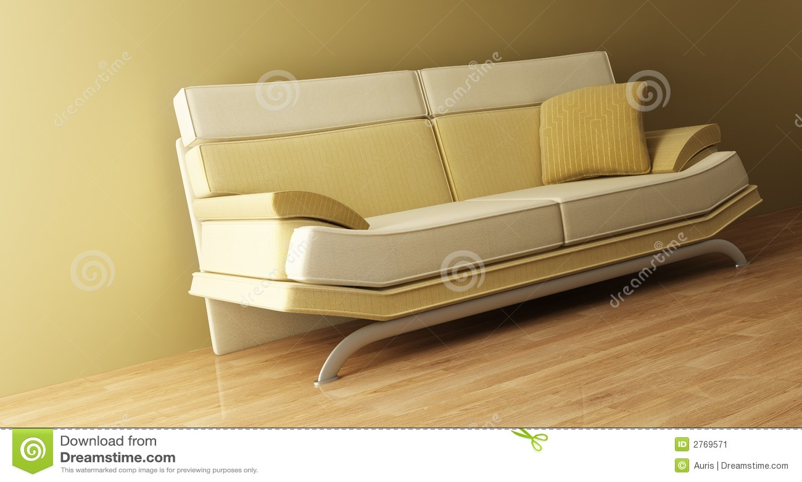 Sala De Estar Sofa Roxo ~ Lounge Room With Couch Stock Image  Image 2769571