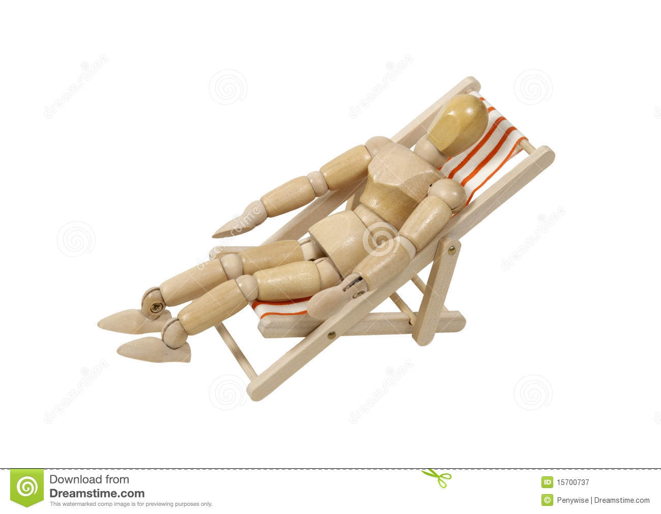 Astonishing Lounging In A Beach Chair Stock Image Image Of Leisure Ocoug Best Dining Table And Chair Ideas Images Ocougorg