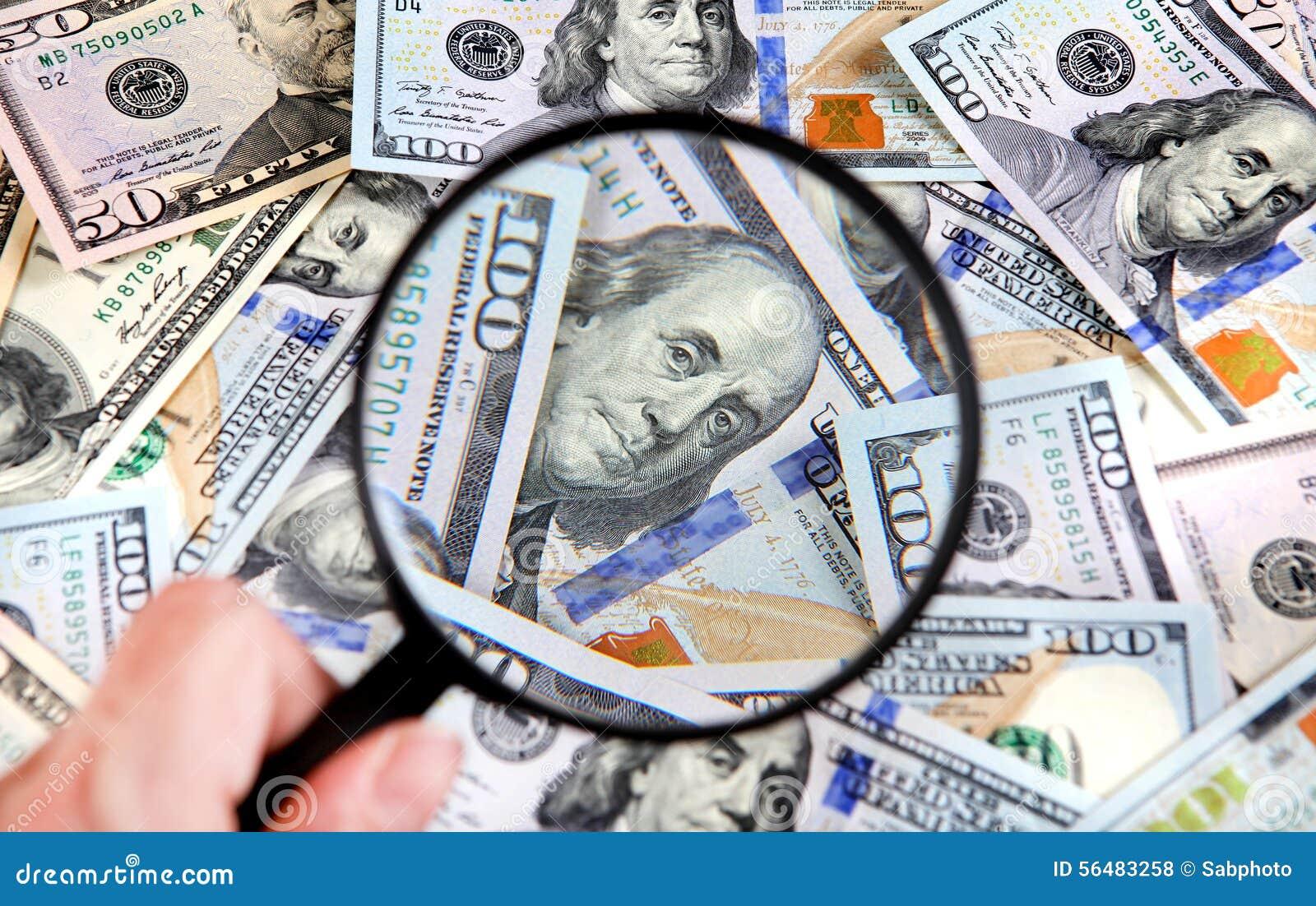 Loupe sur l argent