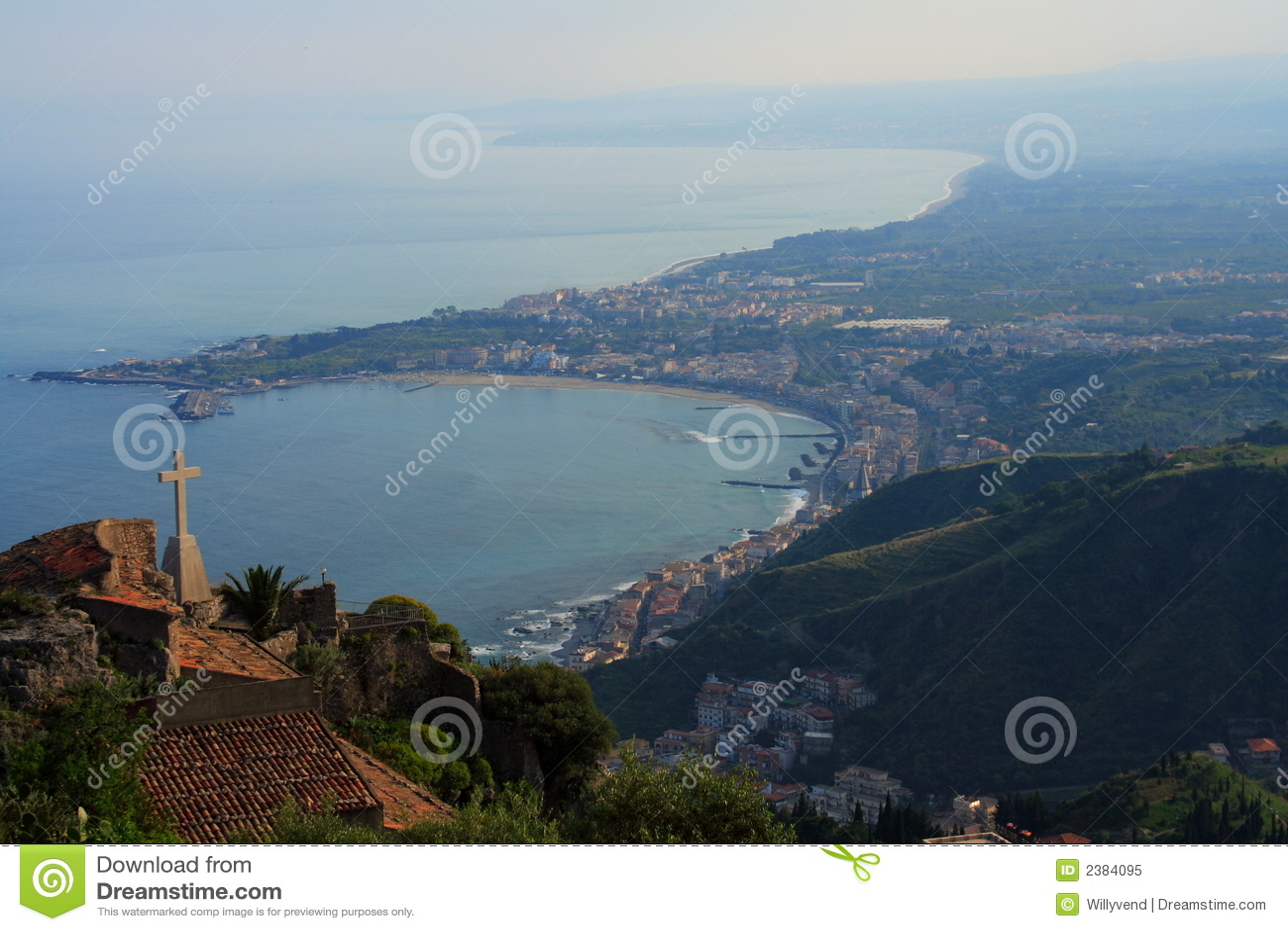 Louro de Taormina (Sicília)