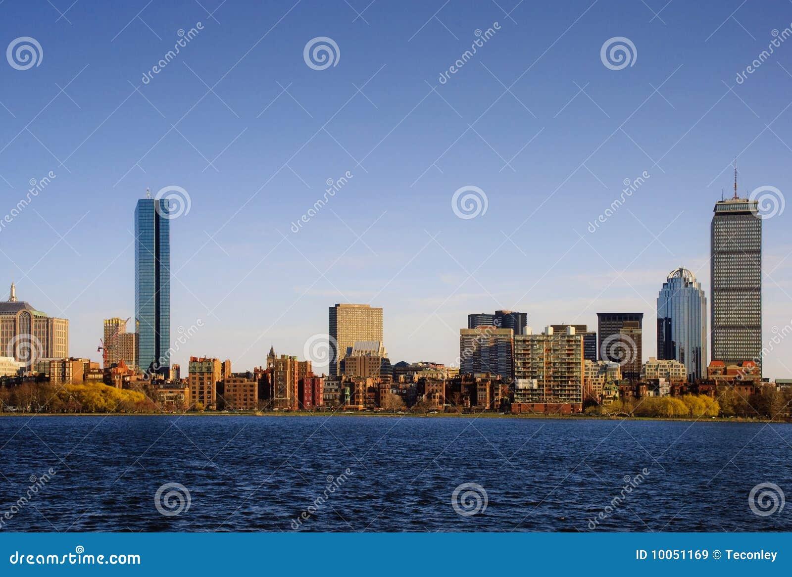 Louro traseiro Boston