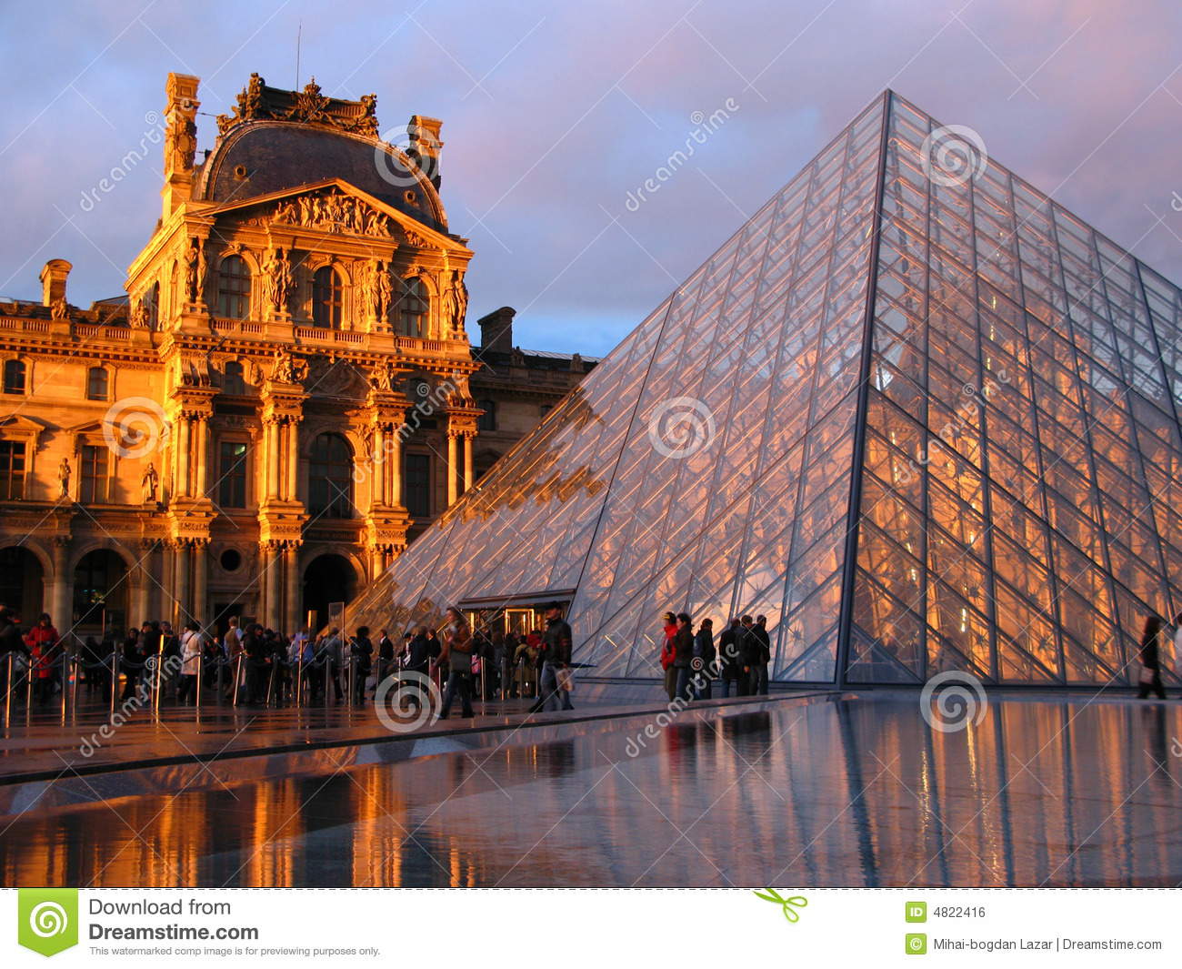 Louvre, Paris, France