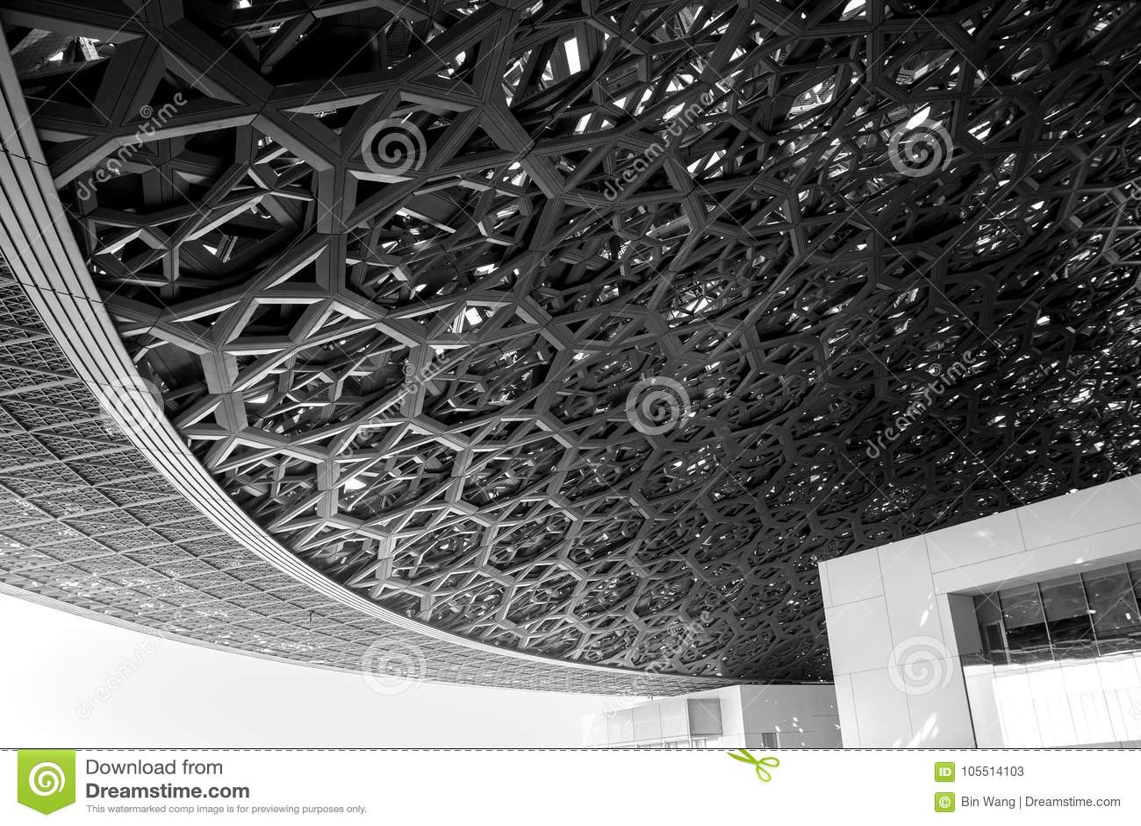 Louvre van Abu Dhabi