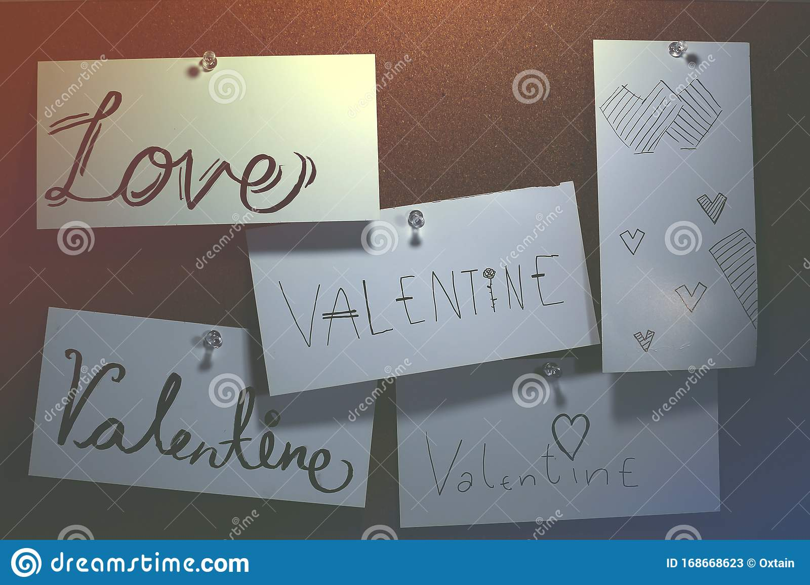 Download Love is all around stock image. Image of heart ...