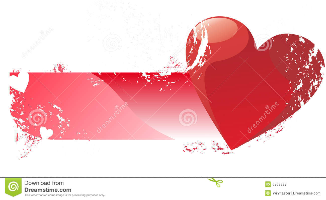 love banner illustration 6763327 megapixl
