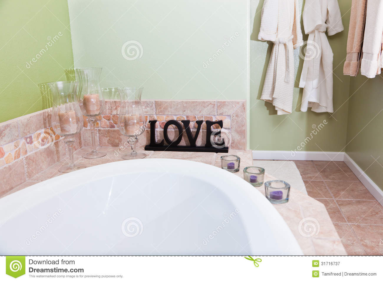 Love In The Bathroom