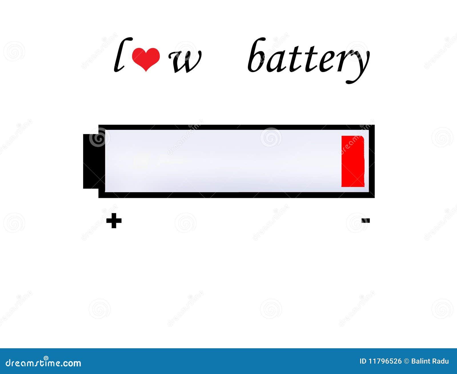 Love battery symbol stock illustration. Illustration of message ...