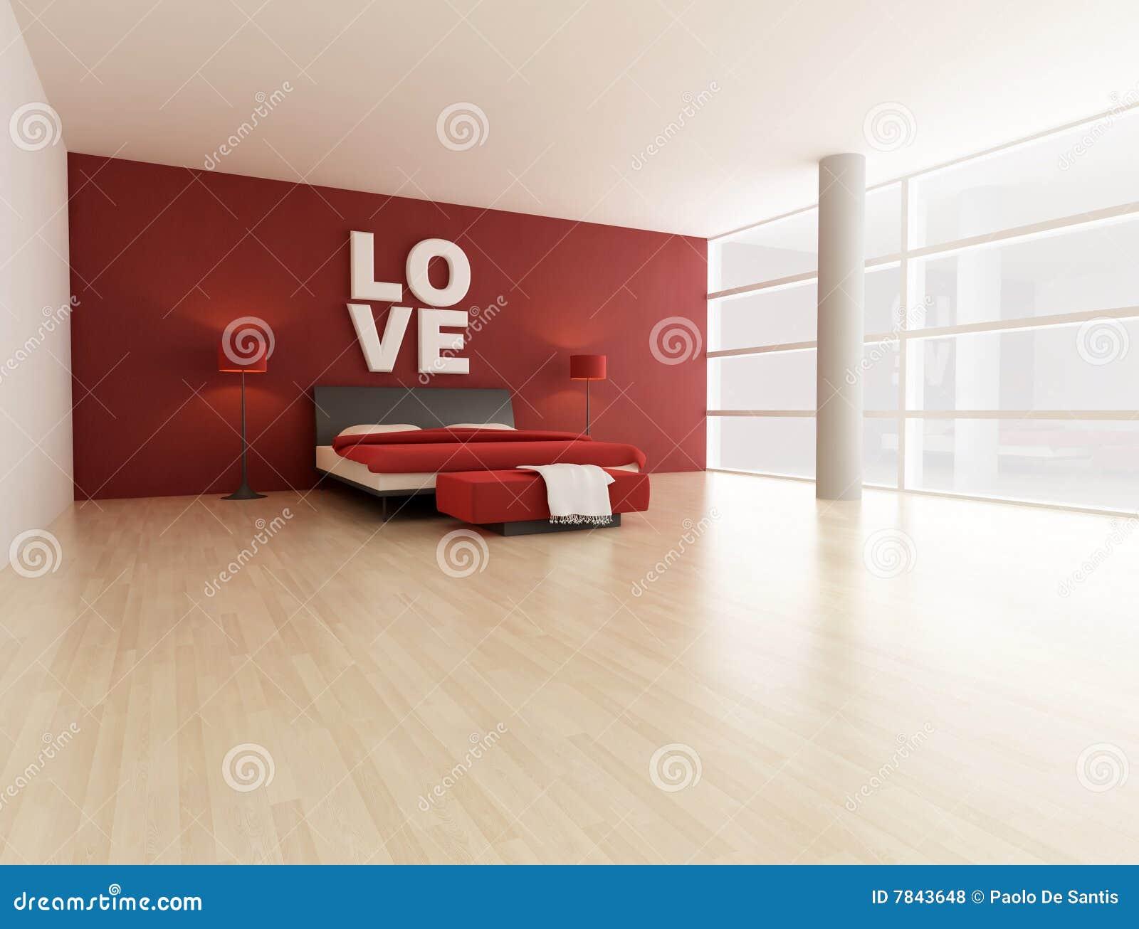 Love bedroom stock photo image of room column for Love bedroom photo