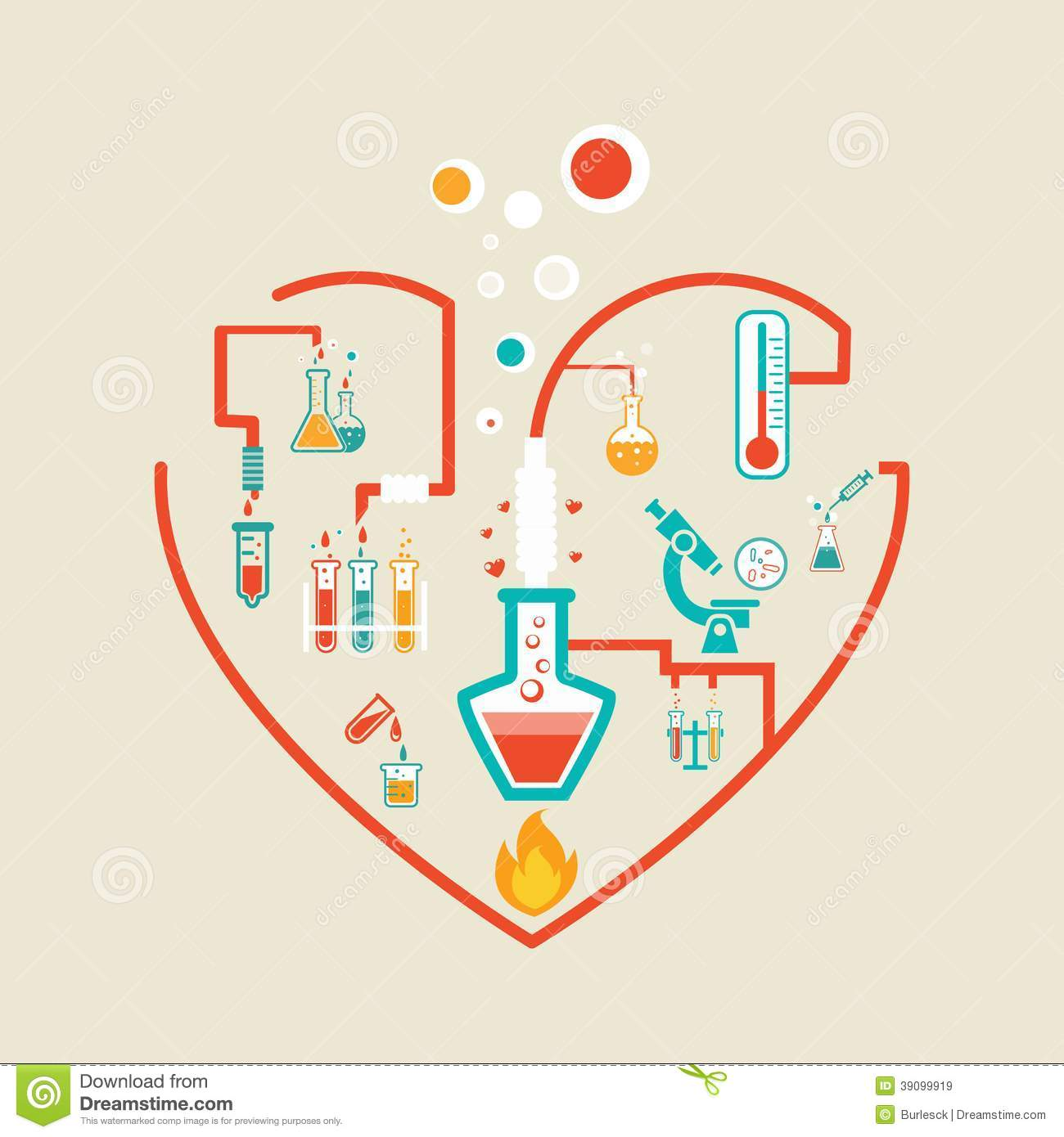 Test your love chemistry