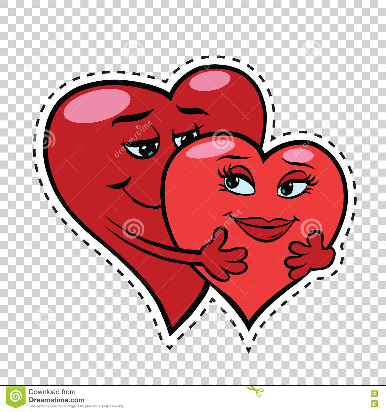 is valentine day for male or female
