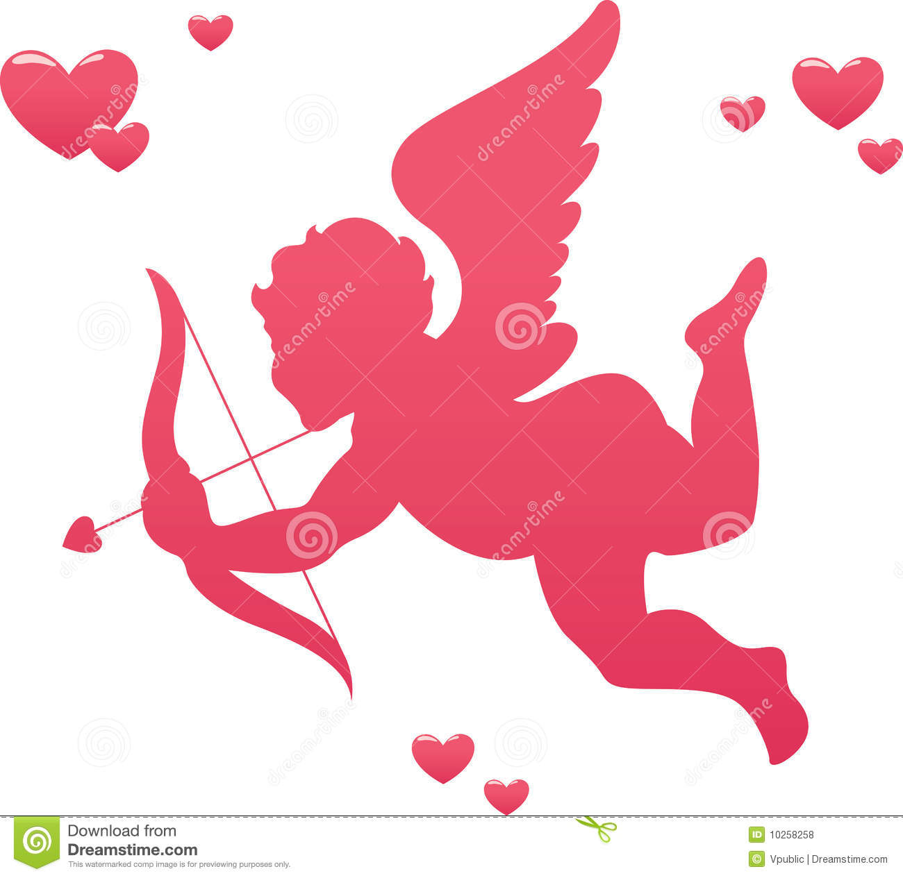 Hispanic cupid