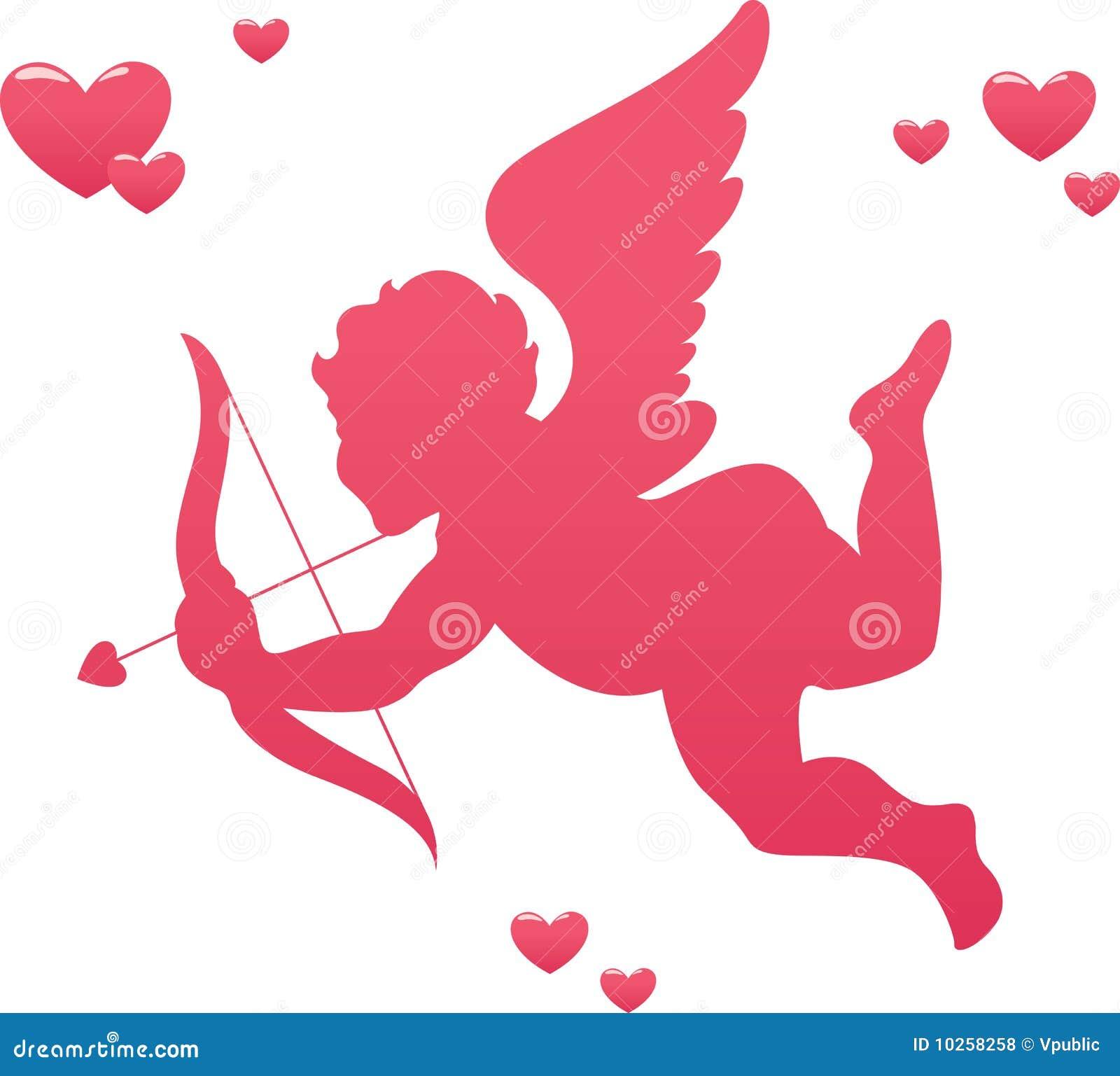 Love Cupid Royalty Free Stock Photos - Image: 10258258