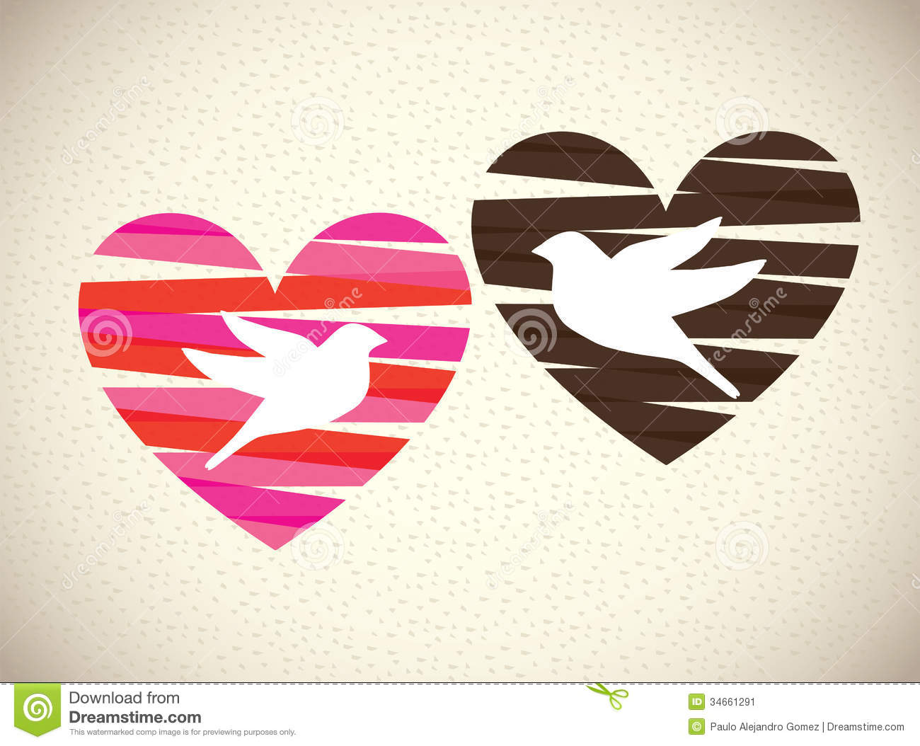 Love stock vector image of concept nature icon happy for Love the design