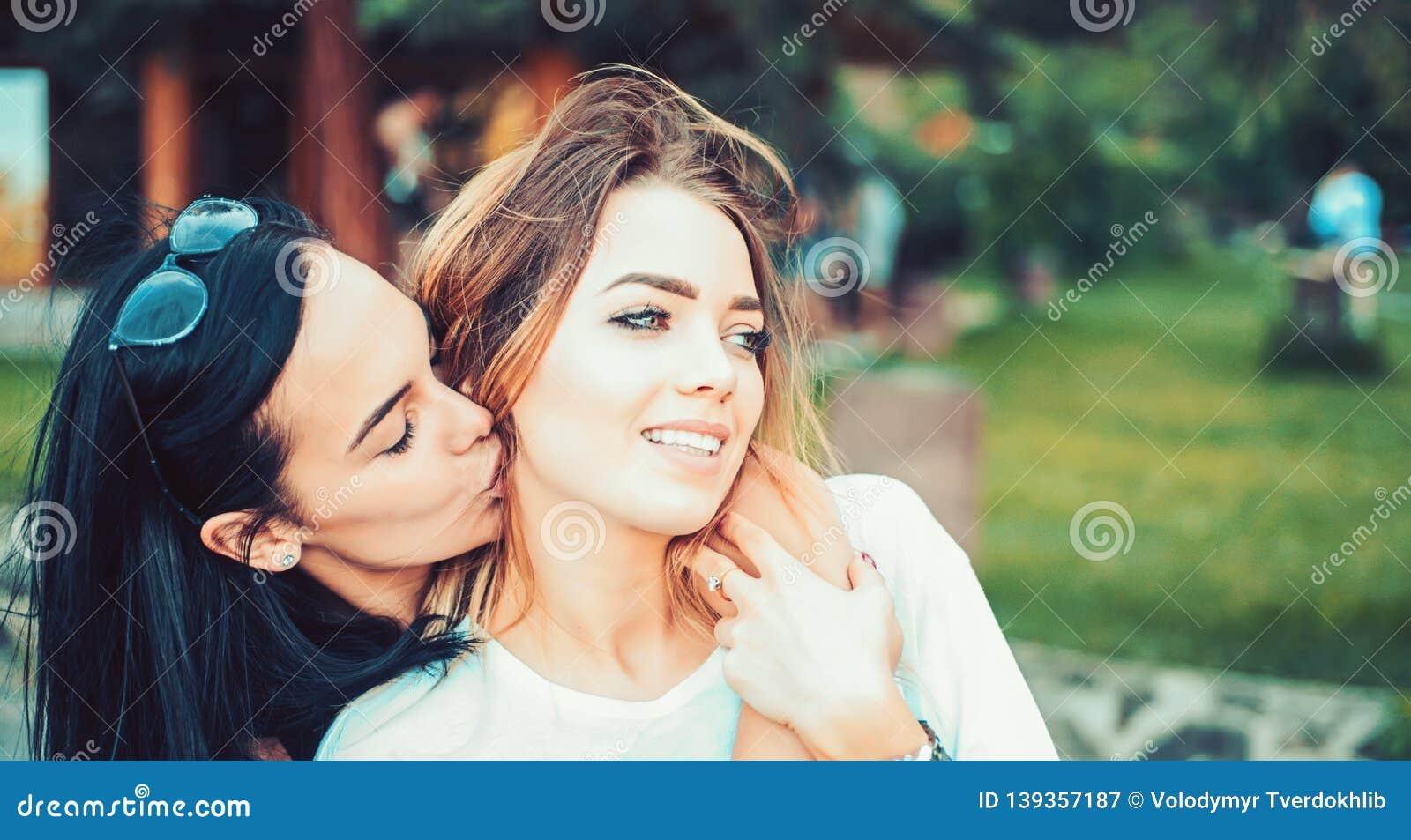 Lesbian couple love
