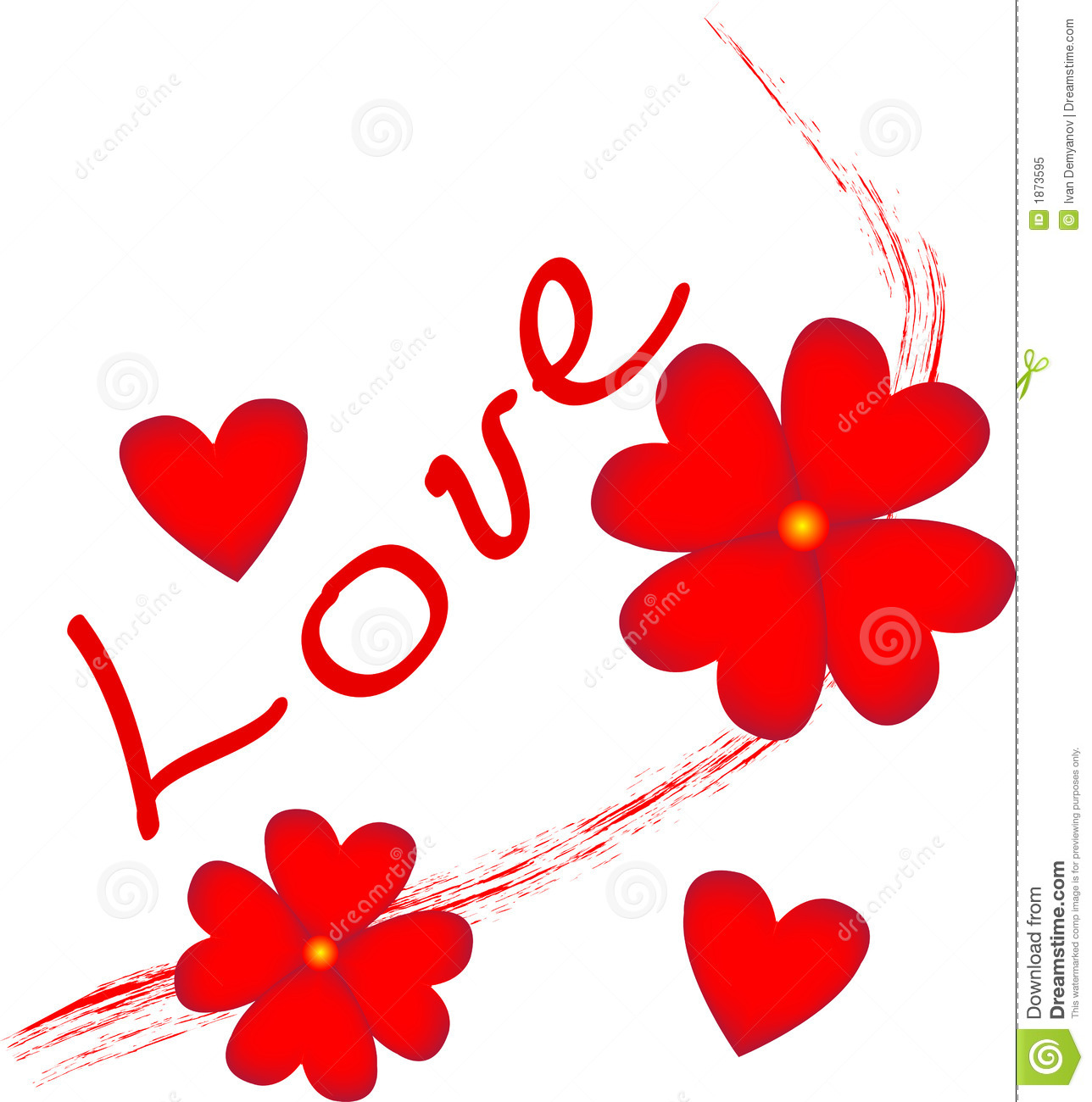 love flowers royalty free stock photo  image, Beautiful flower