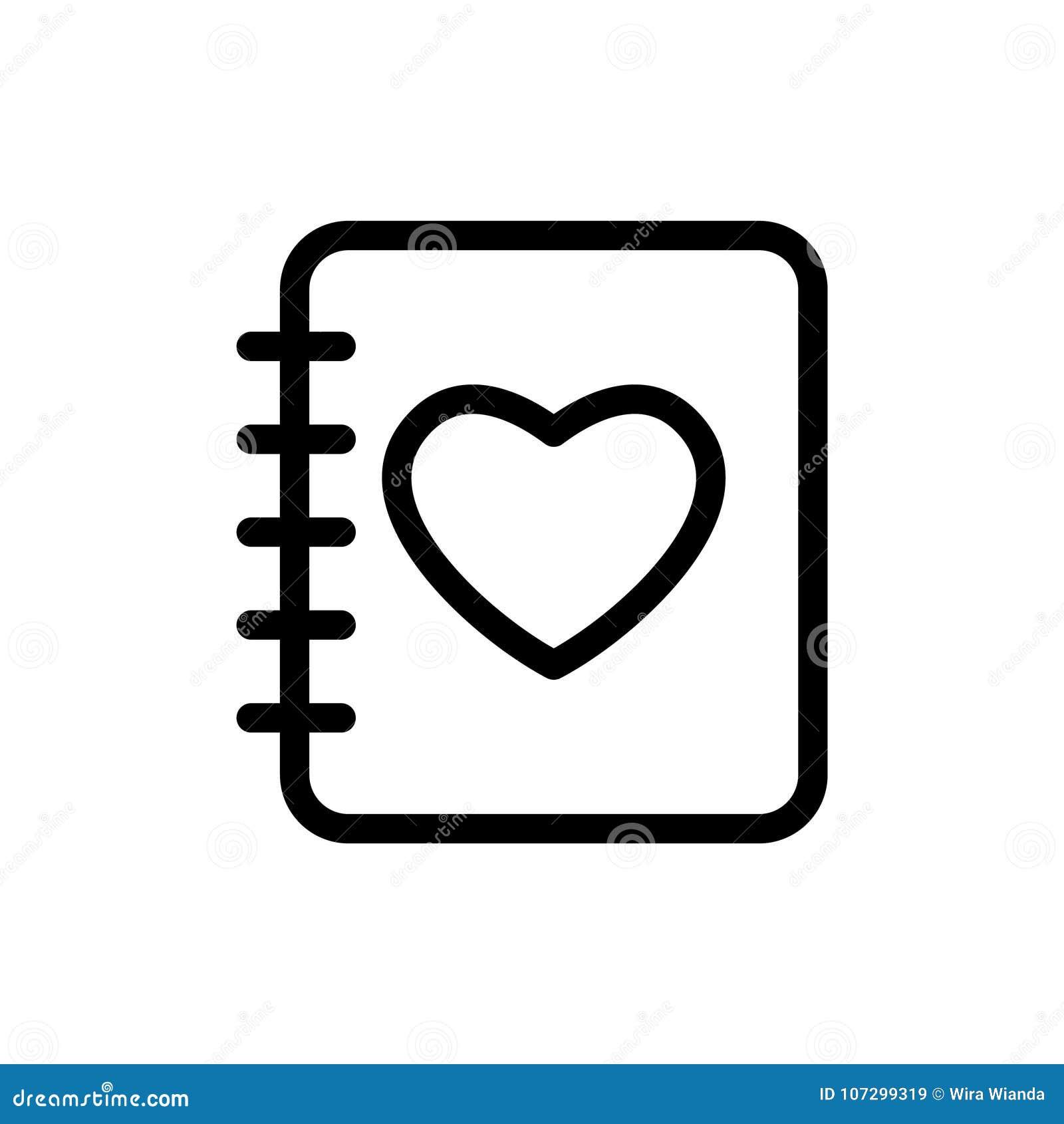 Love Heart Phone Stock Illustration Illustration Of Message 107299319