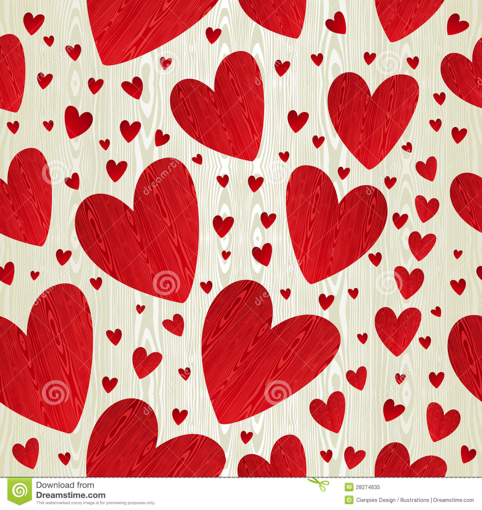 Wooden heart patterns download