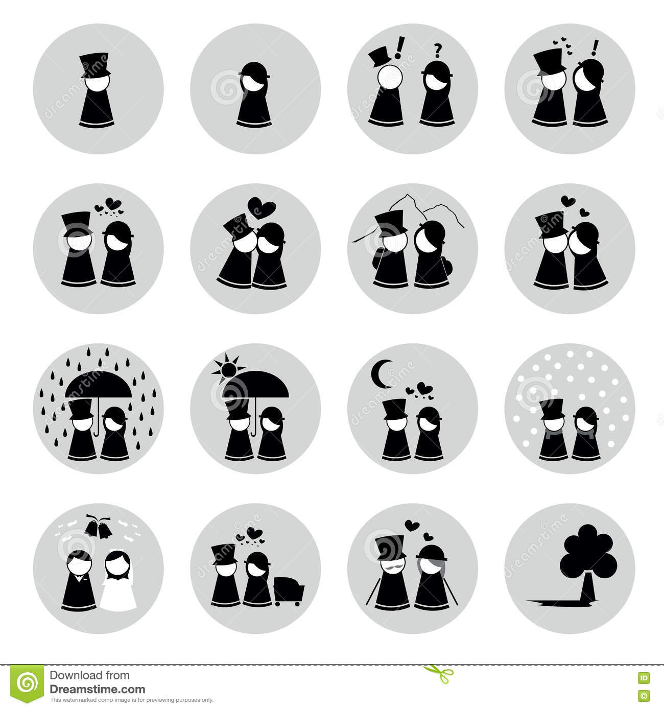 Love Icon Stock Vector Illustration Of Background Soulmate 80930362