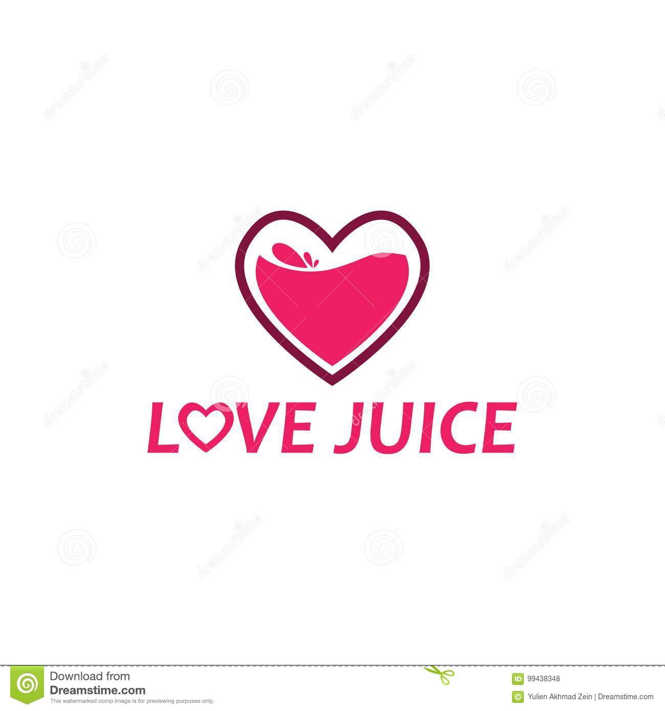 Love juice with sexual