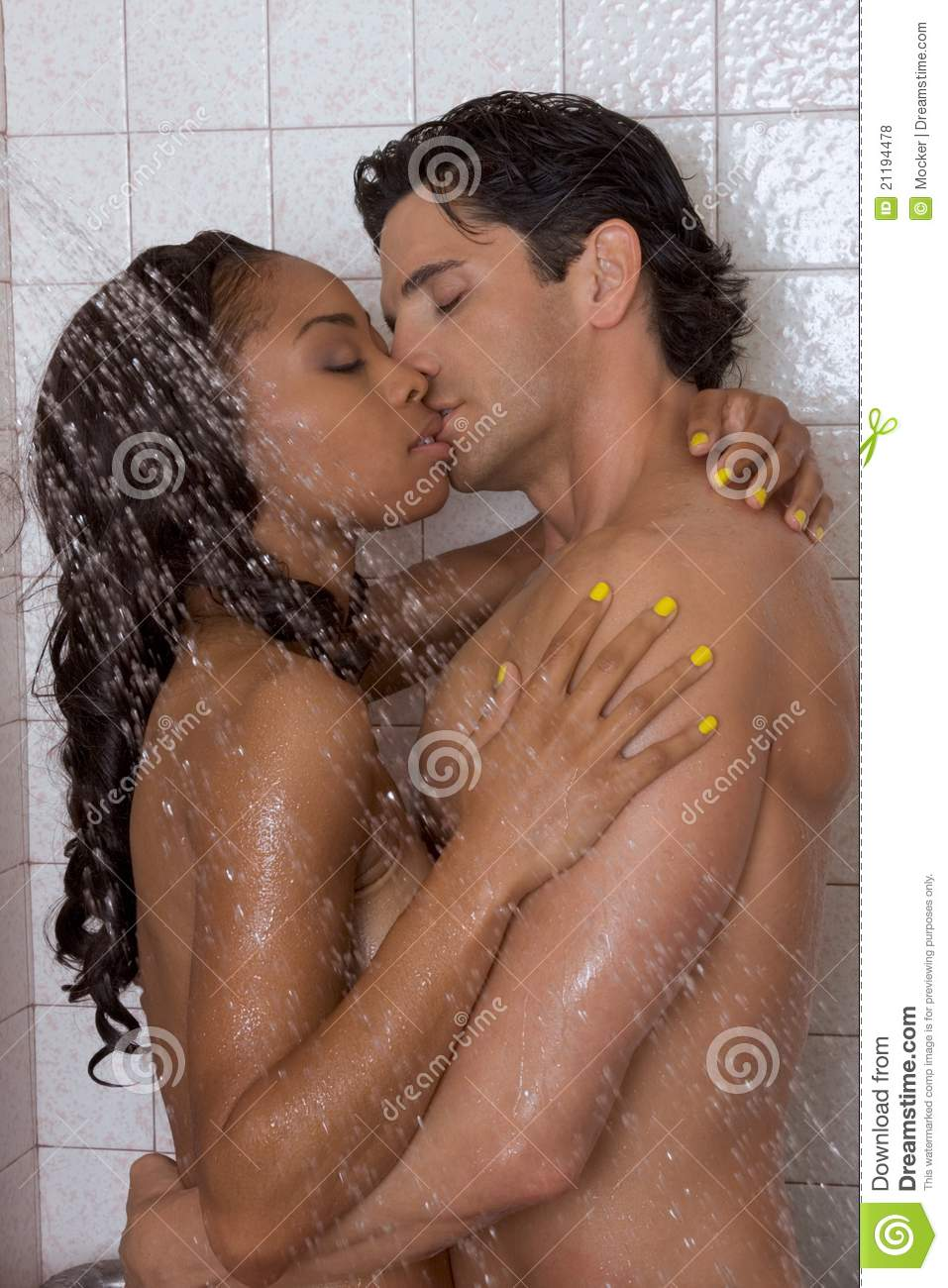 nude black men and girl