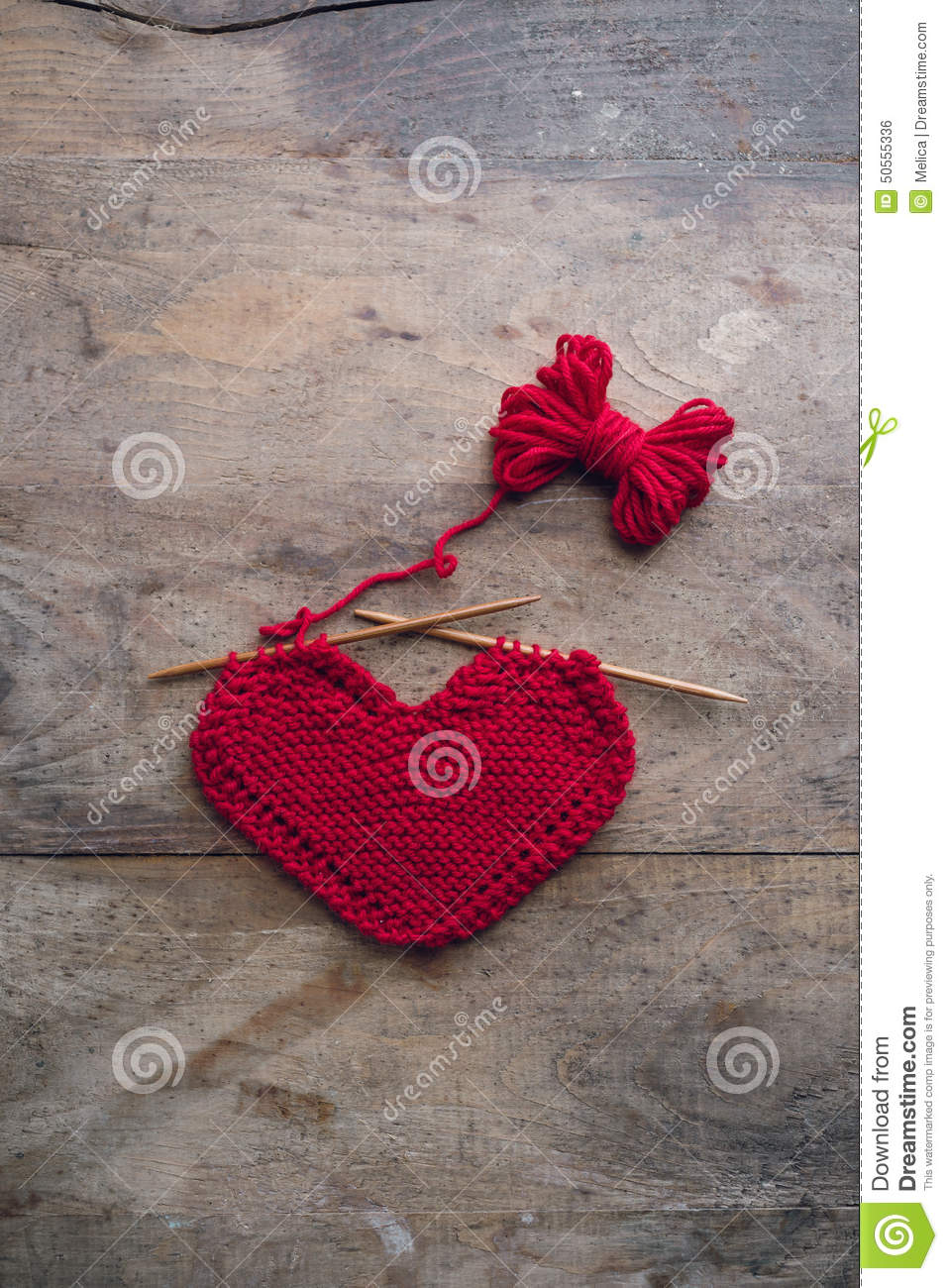 Love Knitting stock photo. Image of cute, decor, crafts - 50555336