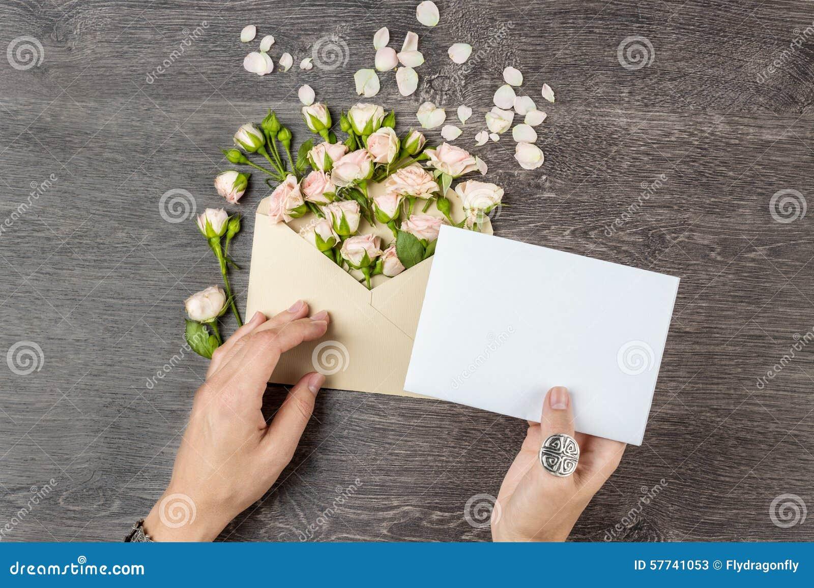 Love Letter Wedding Invitations Stock Image Image Of Nostalgic