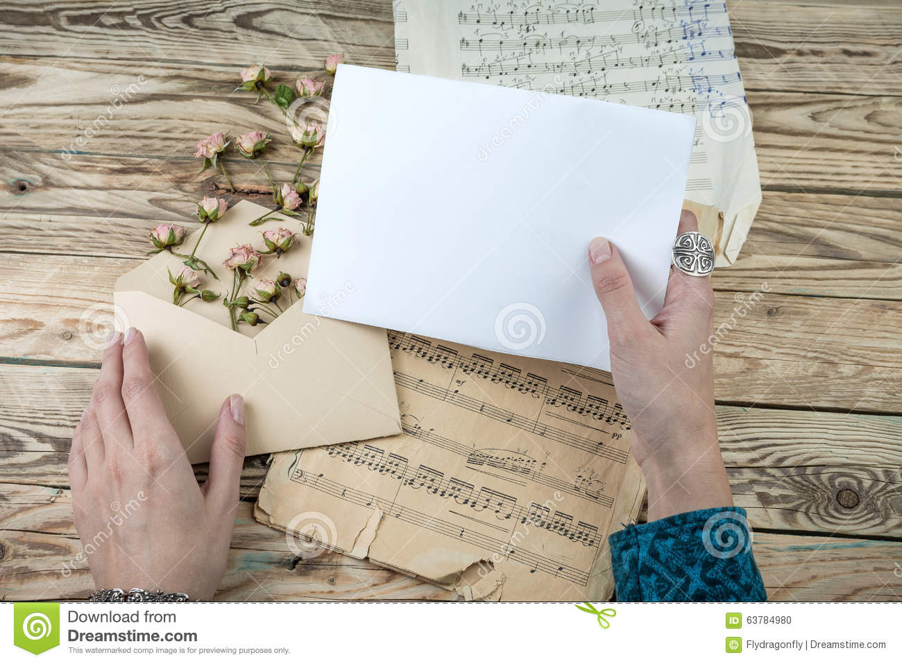 Love letters musician stock photo image of closeup festive 63784980 love letters musician thecheapjerseys Image collections