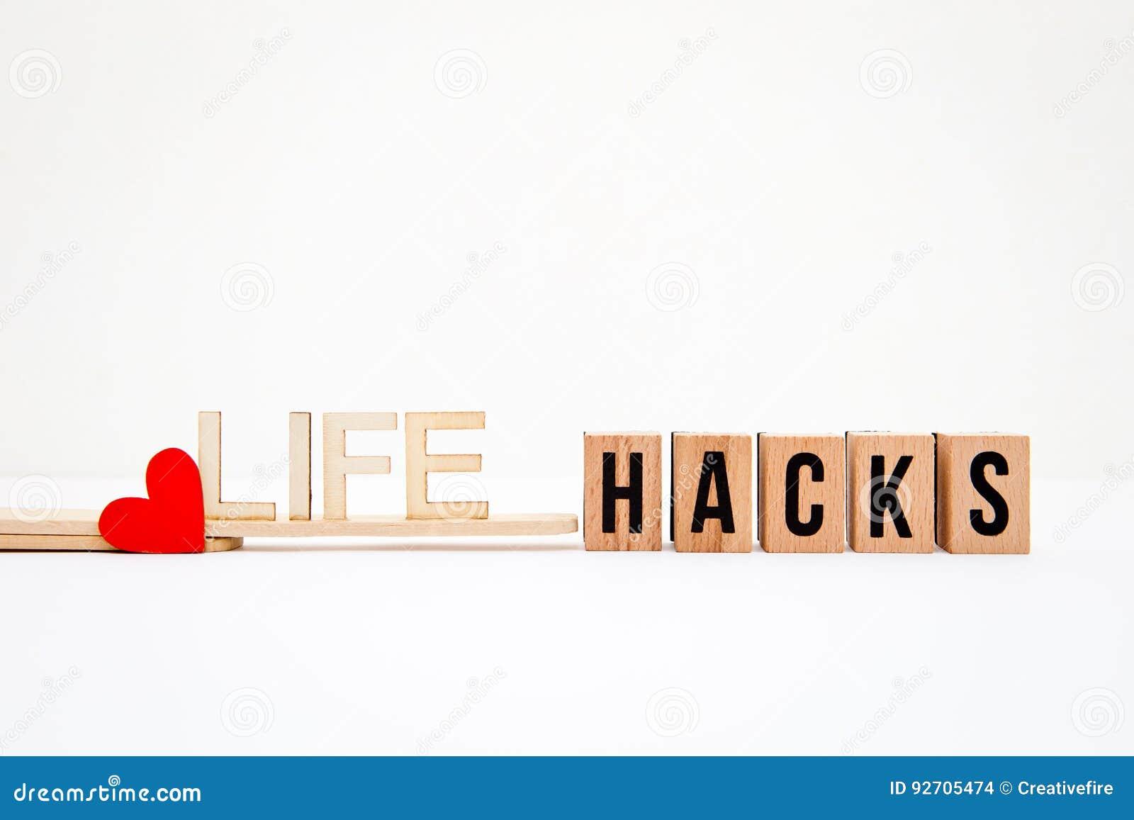 Love Life Hacks