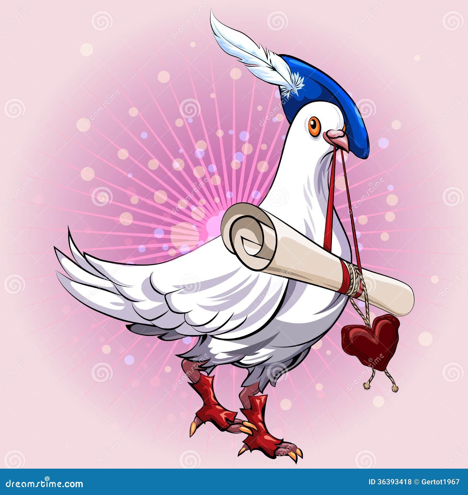 Love Messenger Royalty Free St...