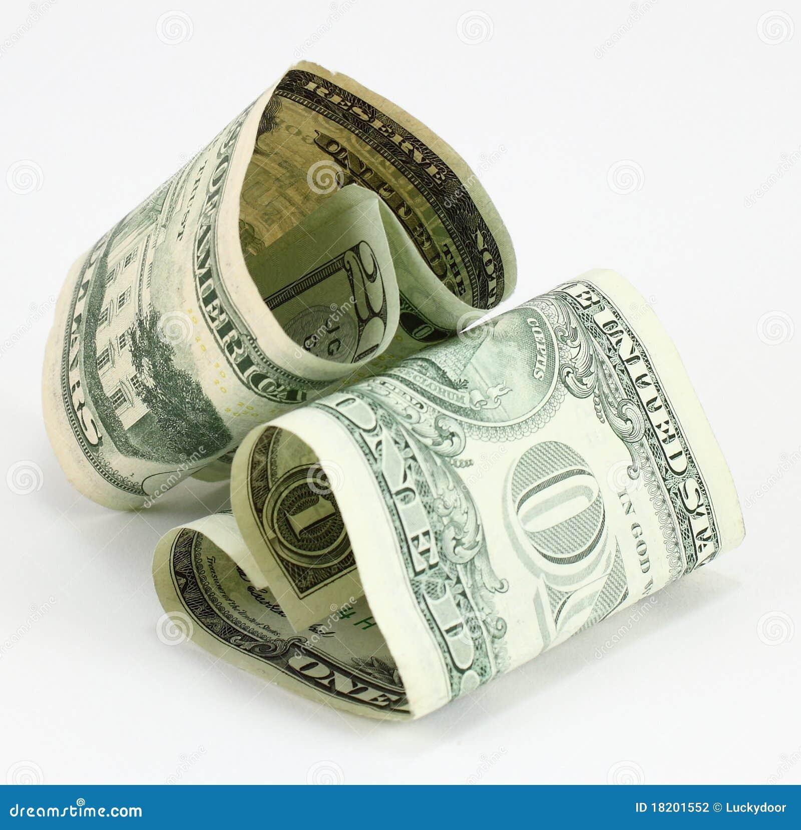 Love Money Stock Photography Image 18201552