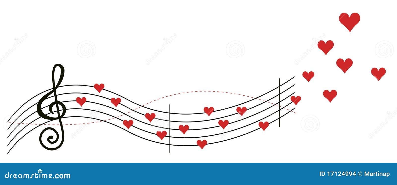 liefde muziek