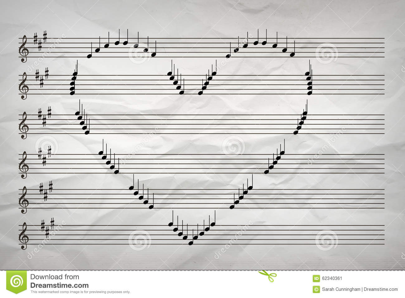 Love of music concept love song stock image image of composition royalty free stock photo ccuart Image collections