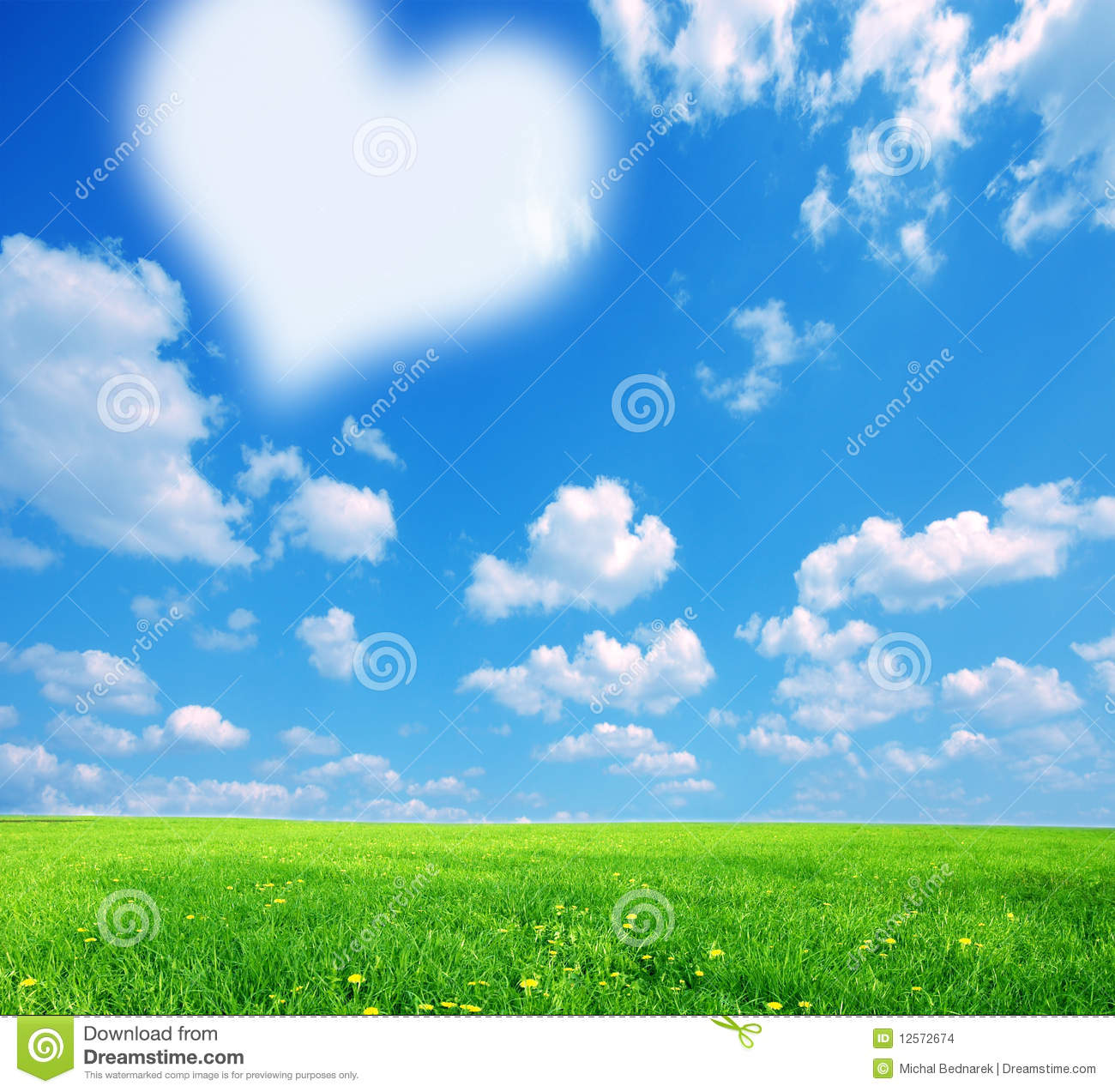 Beautiful Nature Love Wallpaper : Love Nature Background Stock Images - Image: 12572674