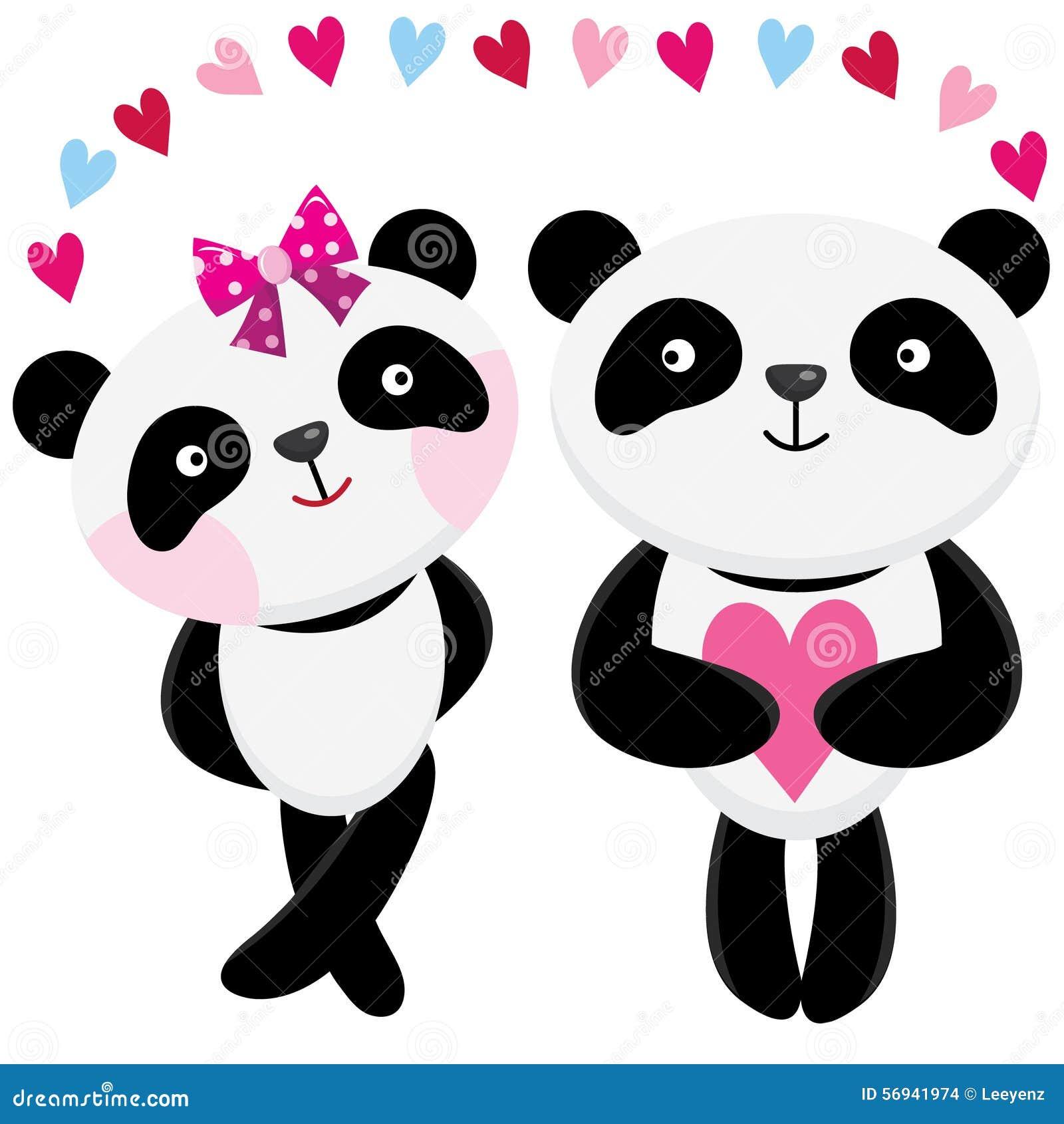 Αγάπη Panda dating