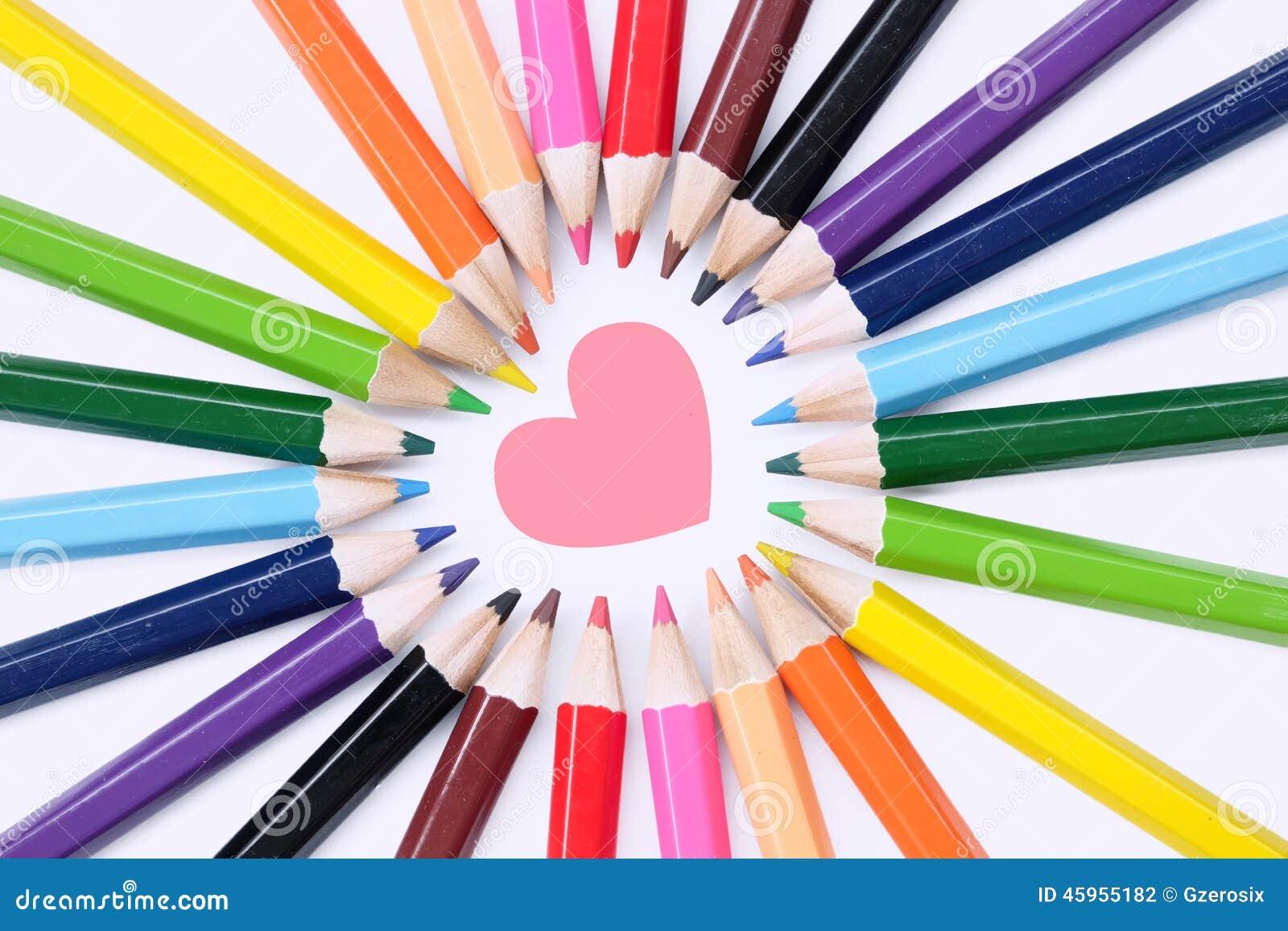Love pencil