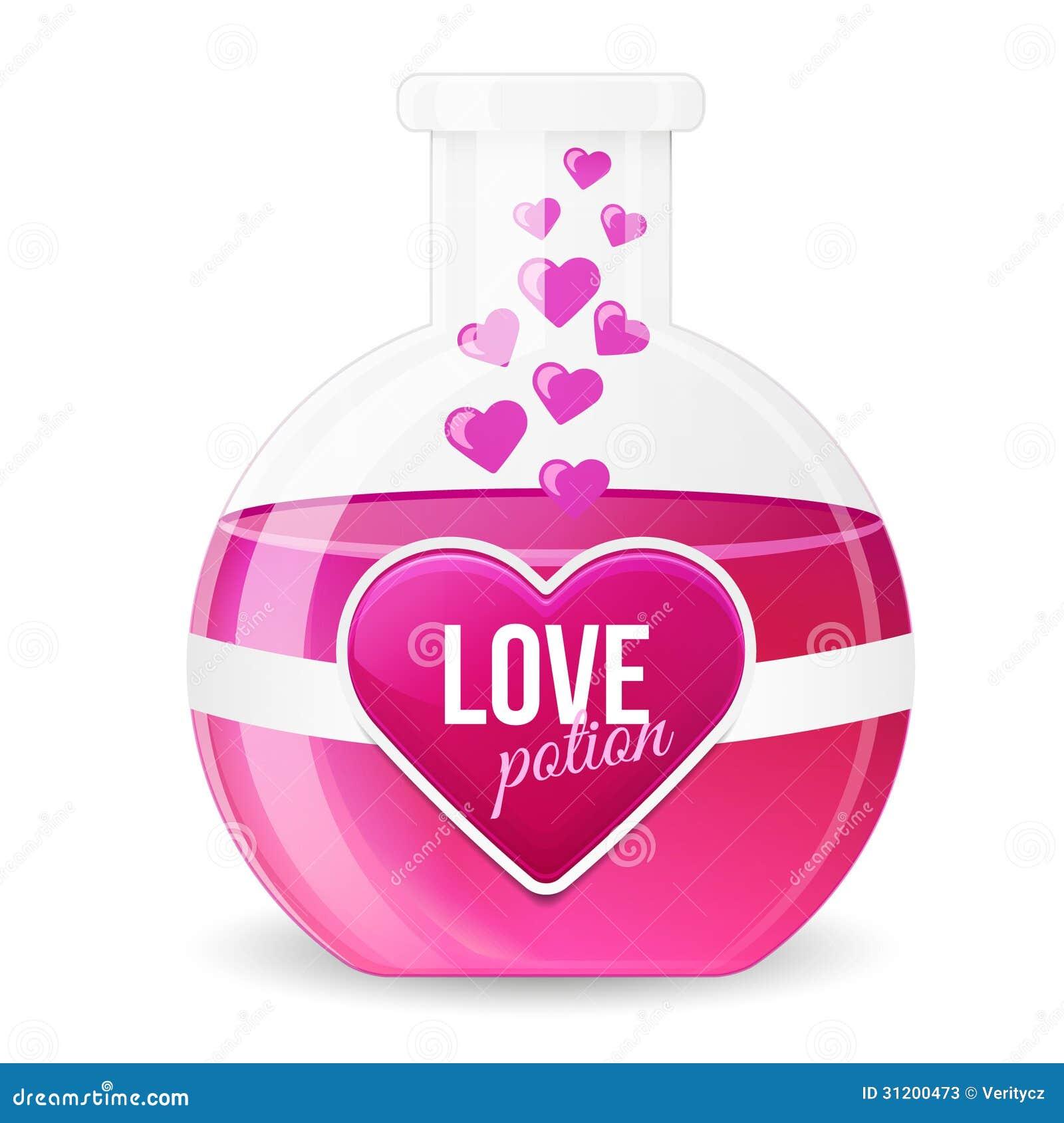 love potion vector illustration stock photos image 31200473 Love Potion Clip Art Potion Vials
