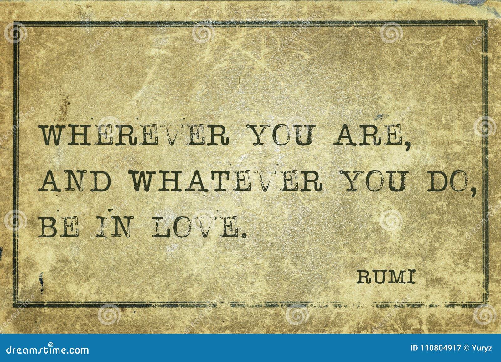 In Love Rumi Stock Illustration Illustration Of Cardboard 110804917