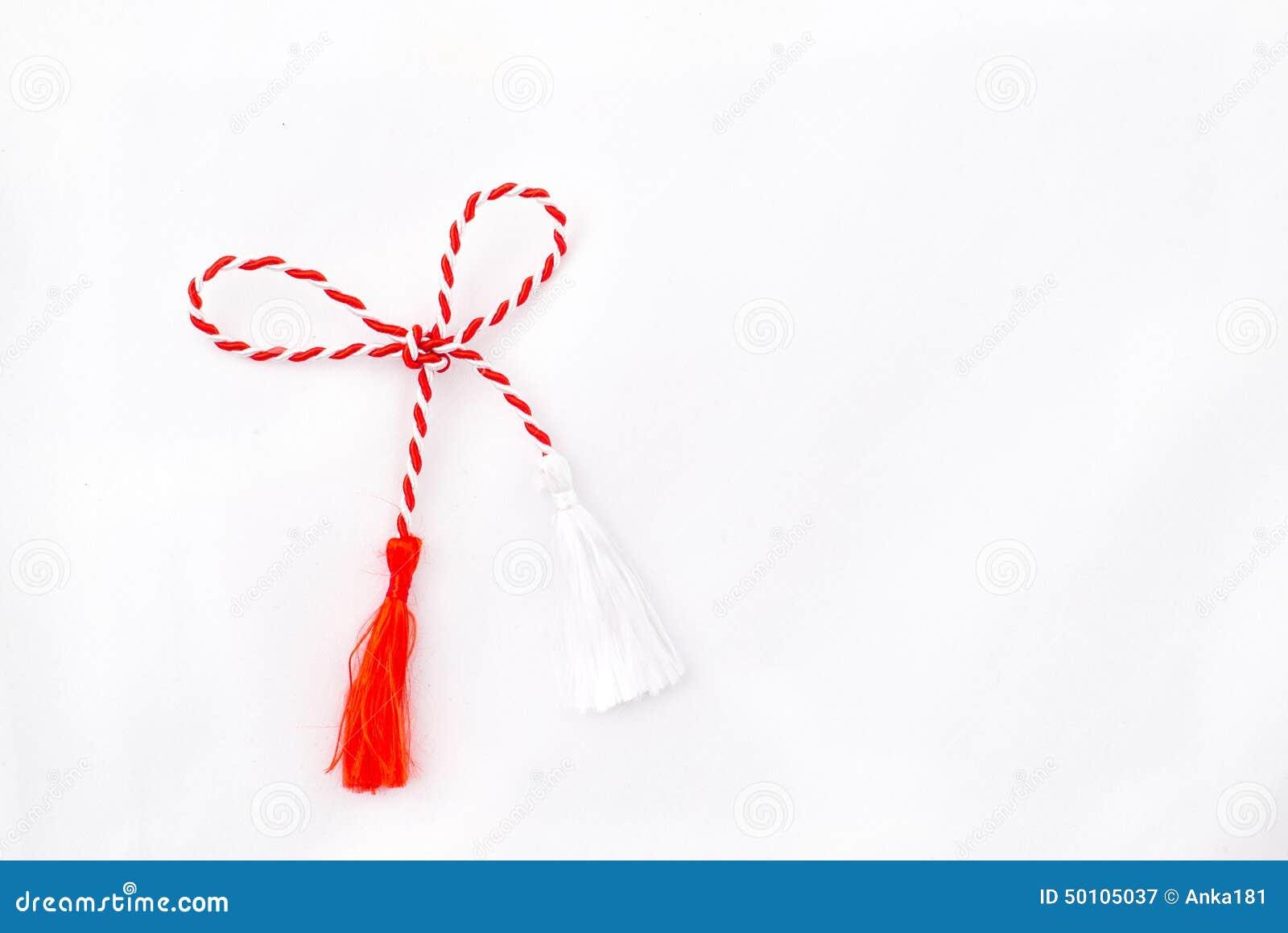 Love the spring symbol martenitsa