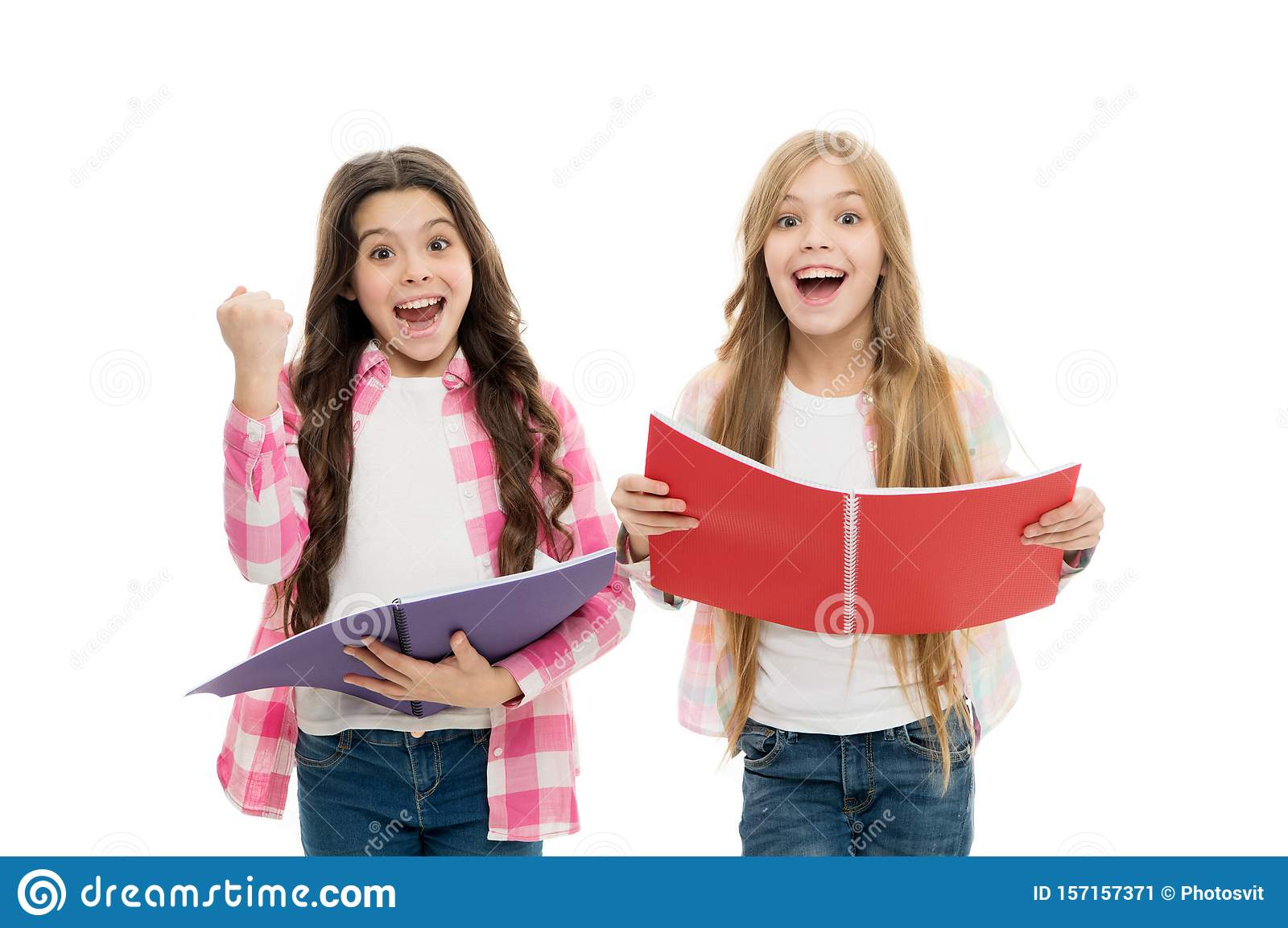 We love study. Studying is fun. Buy book for extra school course. Language courses for youth. Girls with school
