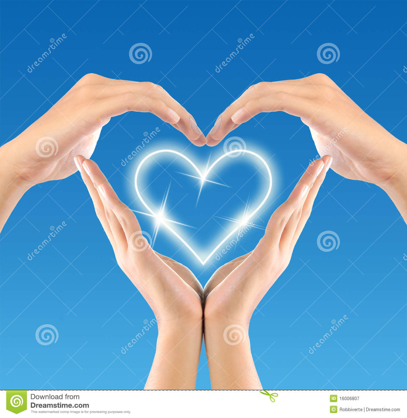 Love Symbol Royalty Free Stock Photography - Image: 16006807