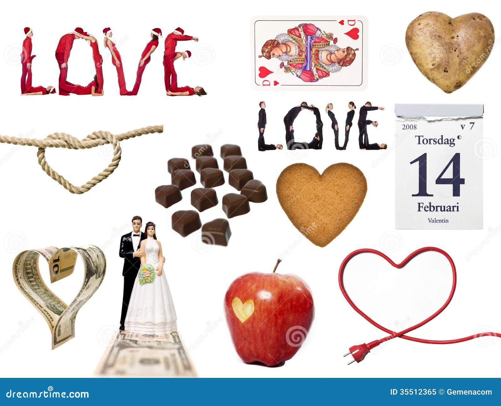 Love symbol collage stock illustration illustration of digital love symbol collage biocorpaavc