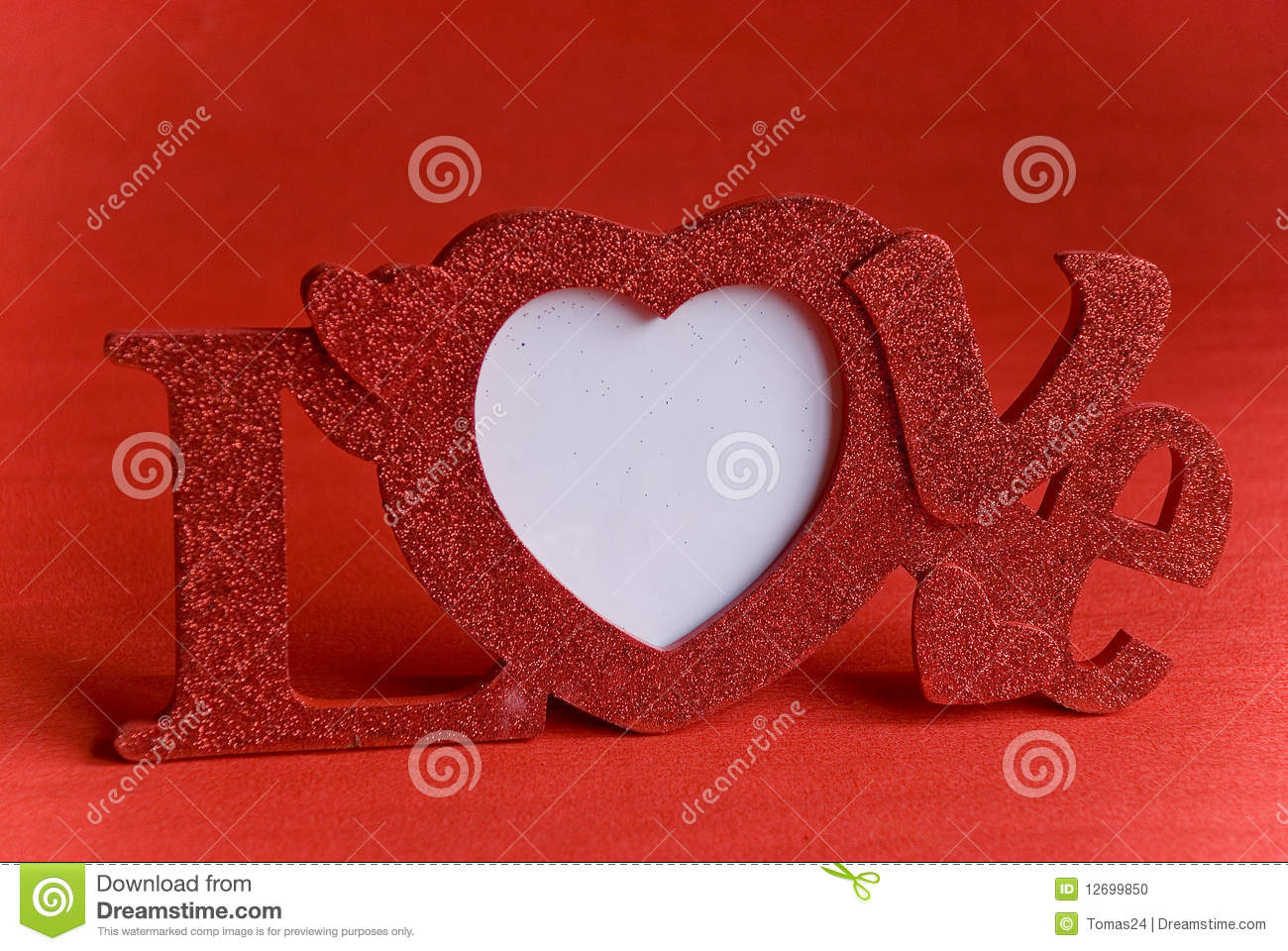 Love word frame stock photo. Image of feelings, passion - 12699850