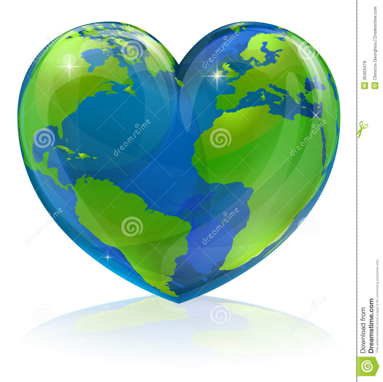 Love the world heart concept royalty free stock images for World love images