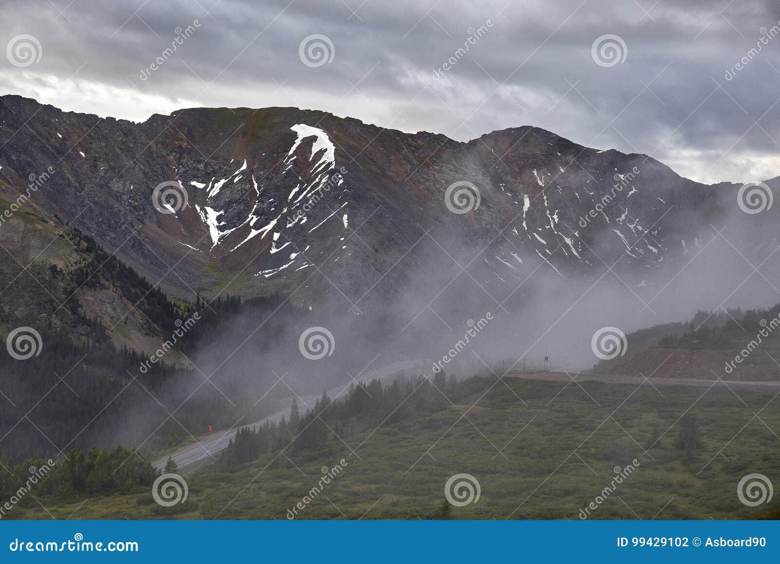 Loveland przepustka, Kolorado