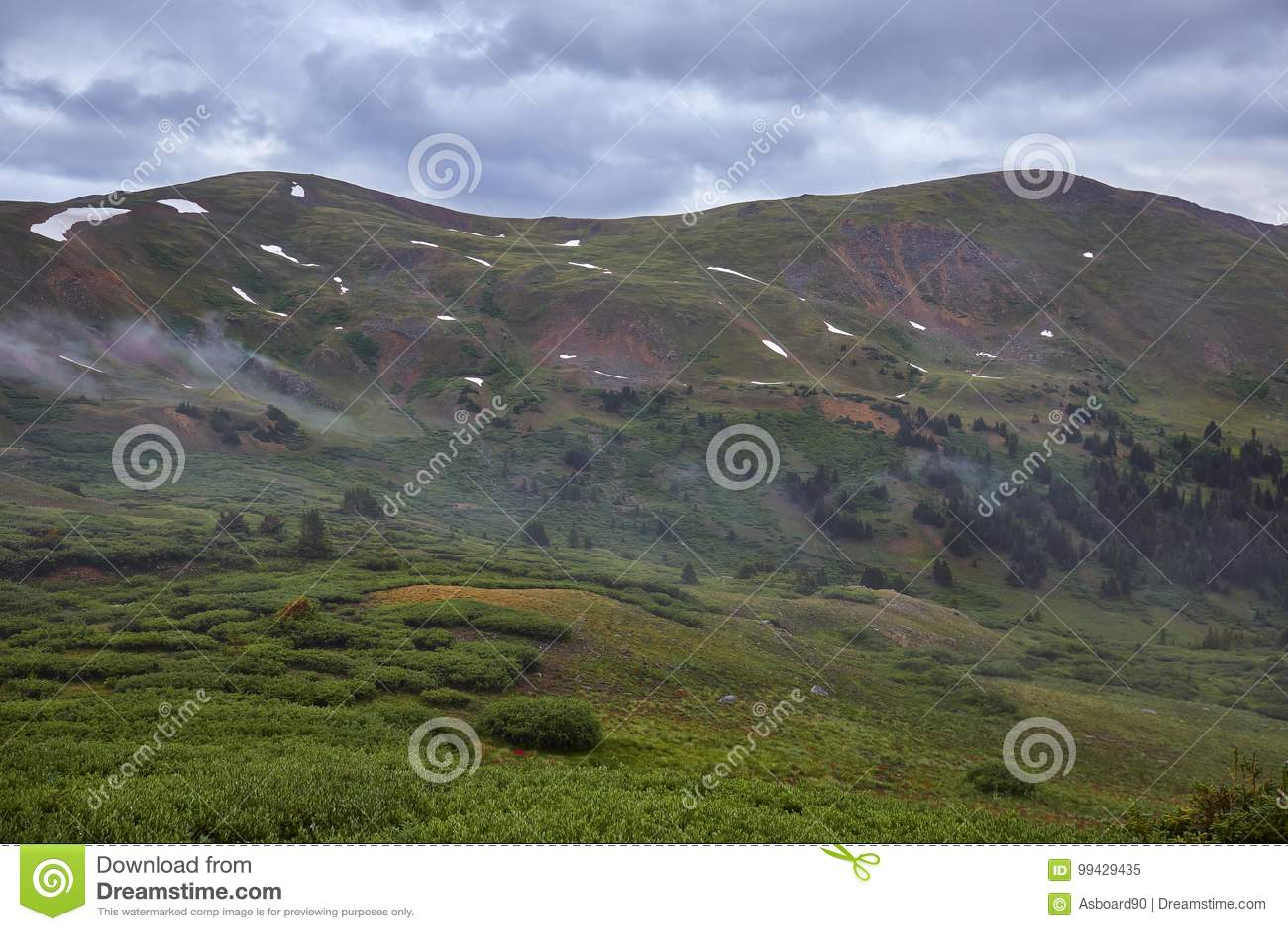 Lovelandpas, Colorado