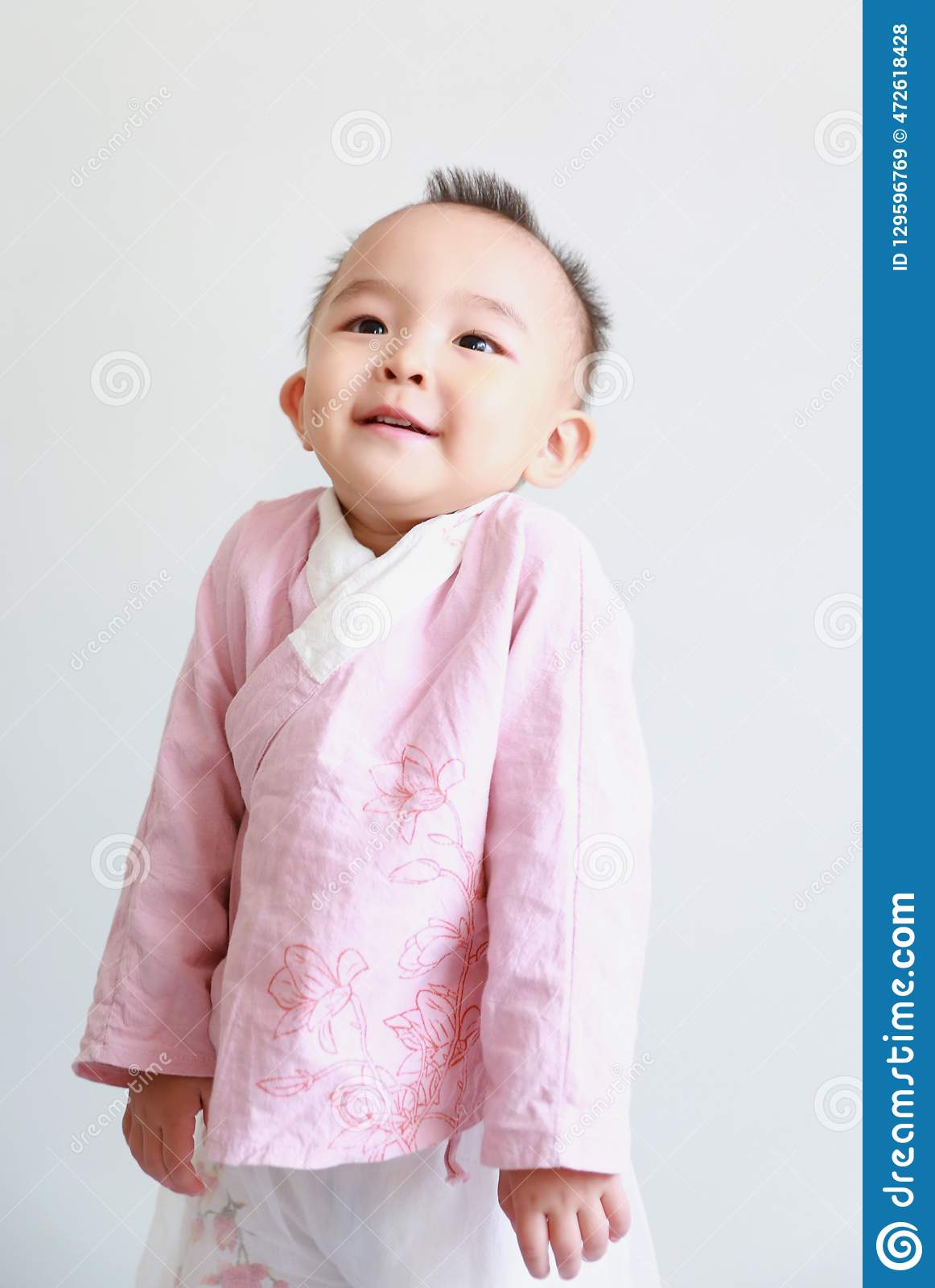 Lovely Baby Girl Make A Face Stock Image Image Of Bright Explores