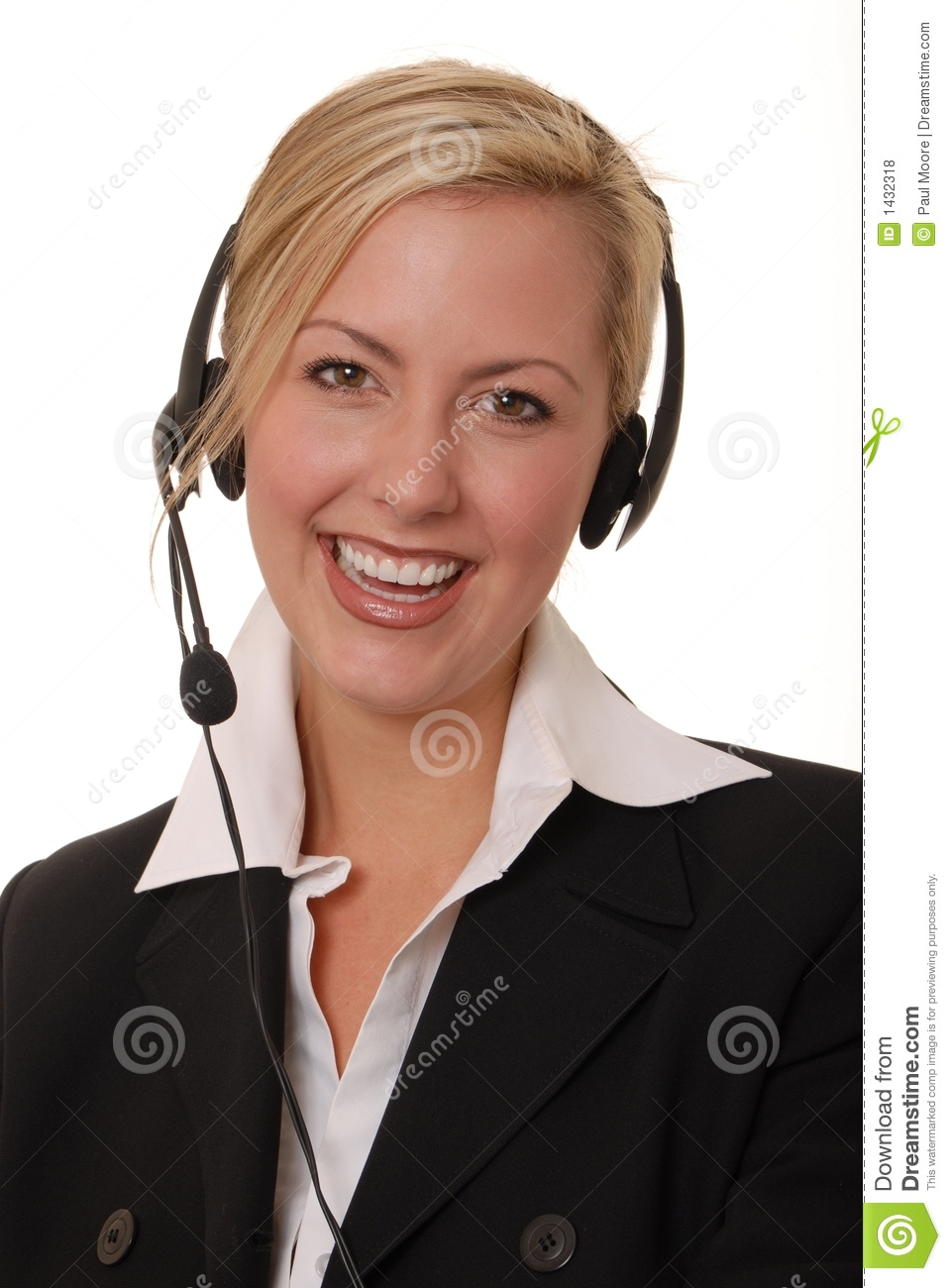 Lovely Business Lady 11