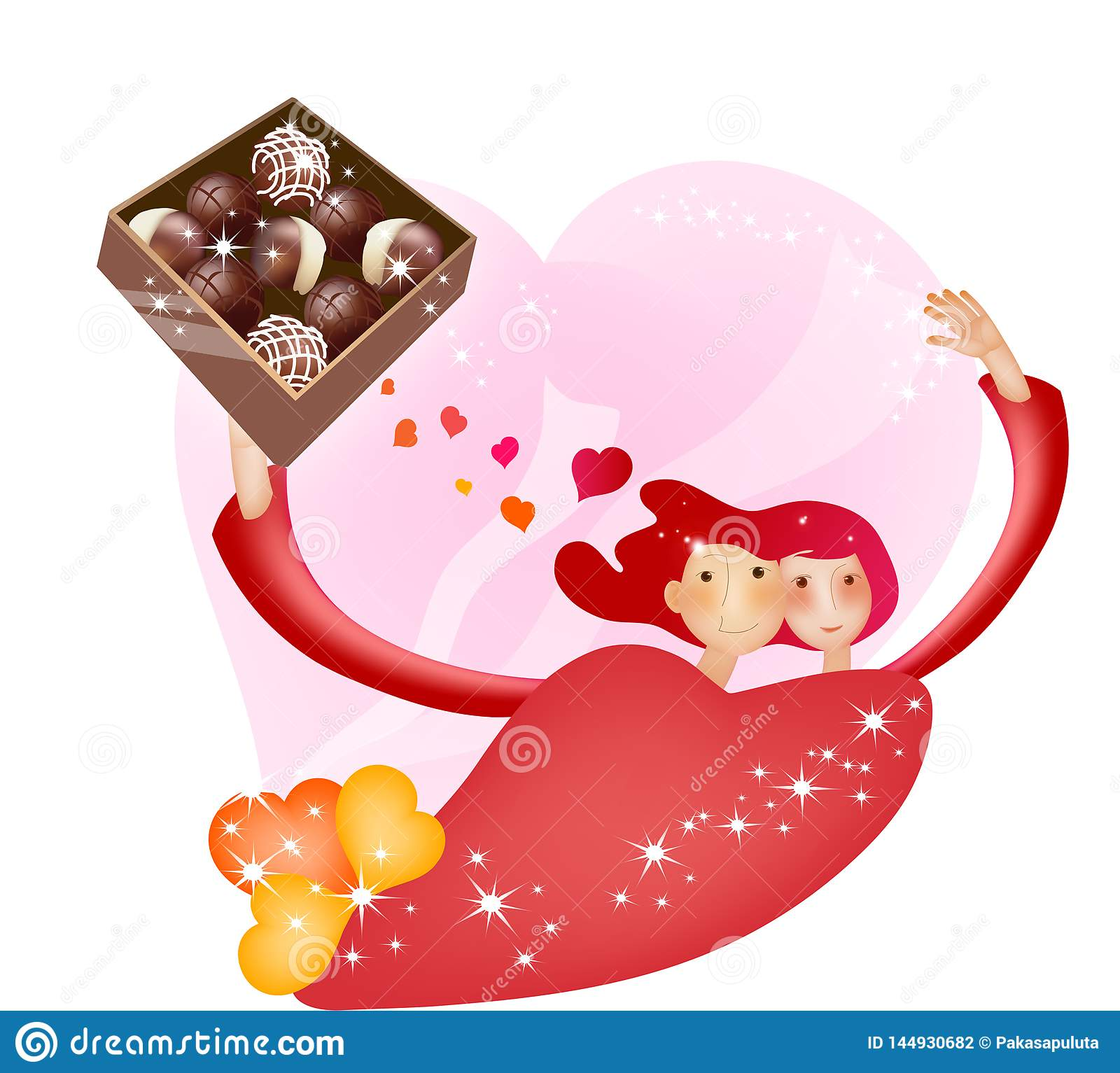 Lovely Cartoon Charactors for Christmas and Valentine`s Day